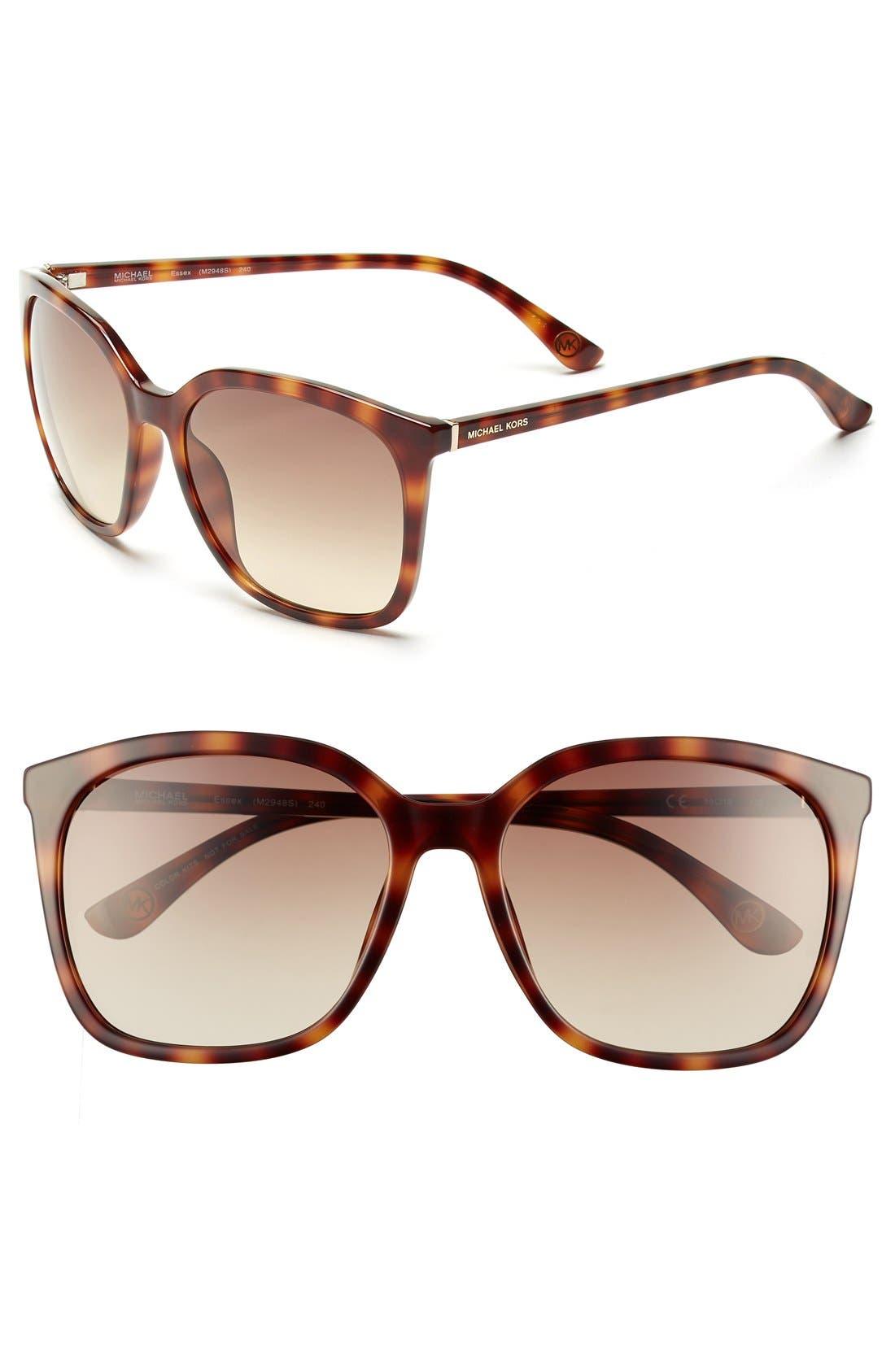 Main Image - MICHAEL Michael Kors 59mm Sunglasses