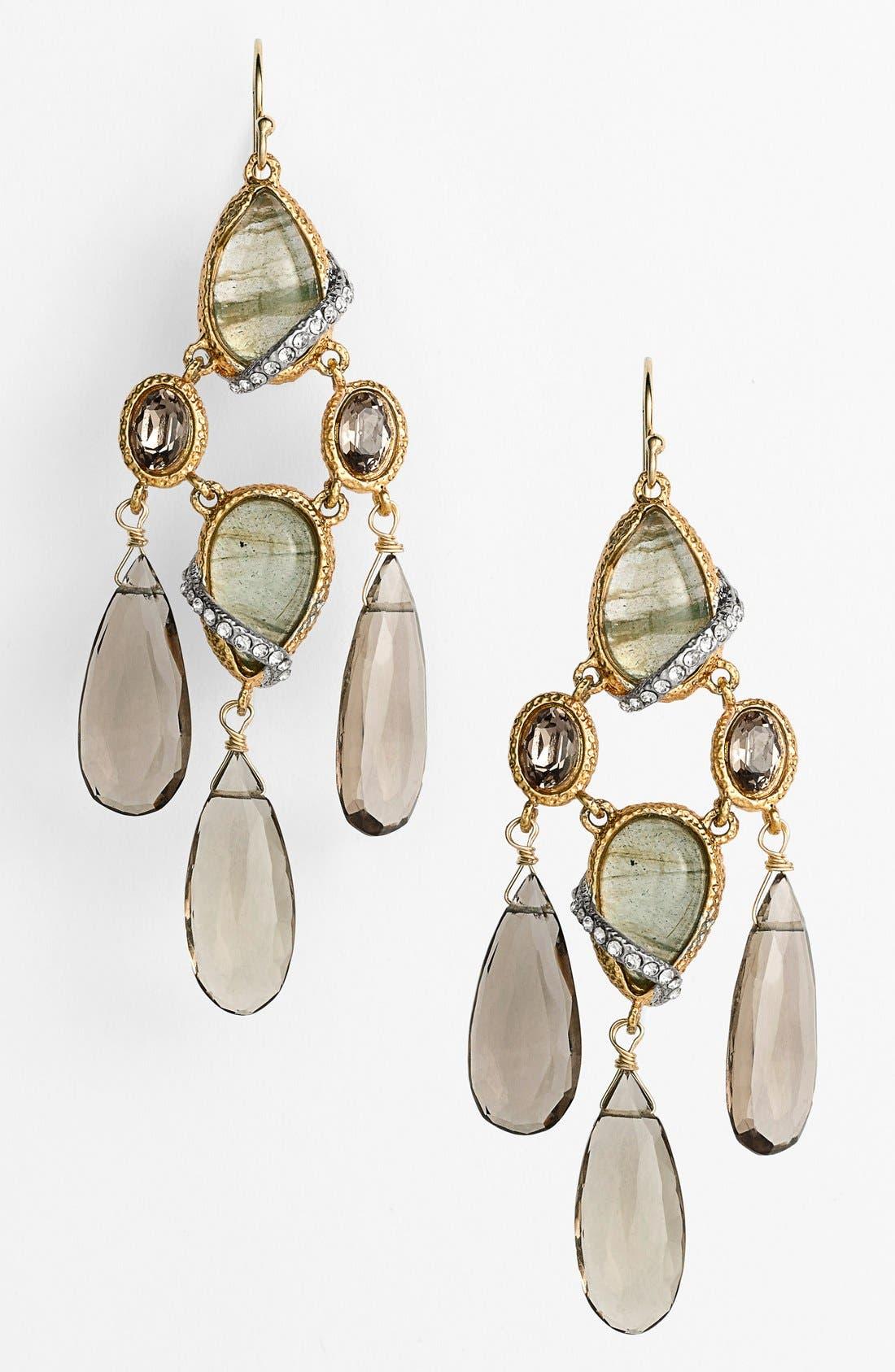 Alternate Image 1 Selected - Alexis Bittar 'Elements' Chandelier Earrings (Nordstrom Exclusive)