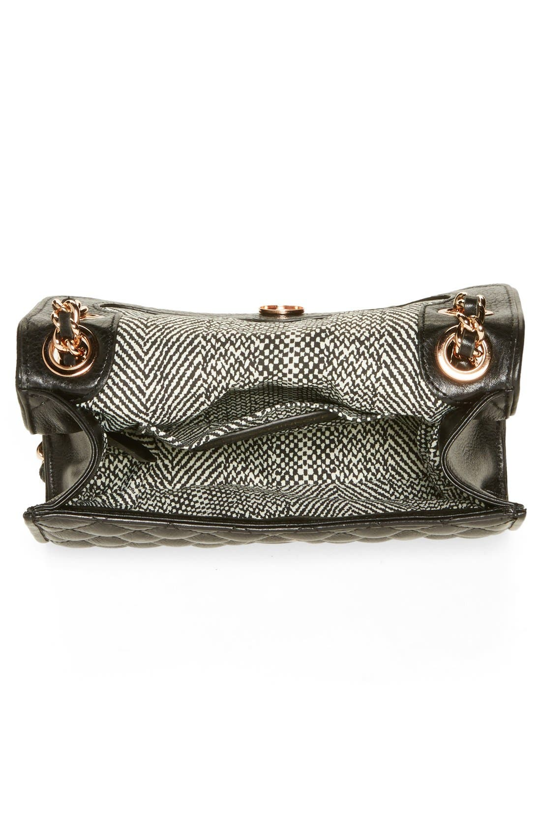 Alternate Image 3  - Rebecca Minkoff 'Mini Quilted Affair with Studs' Shoulder Bag