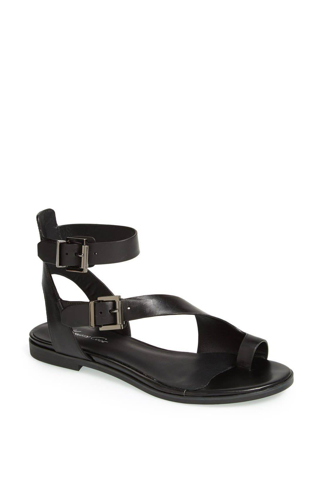 Alternate Image 1 Selected - Kenneth Cole 'Ditmas' Leather Sandal