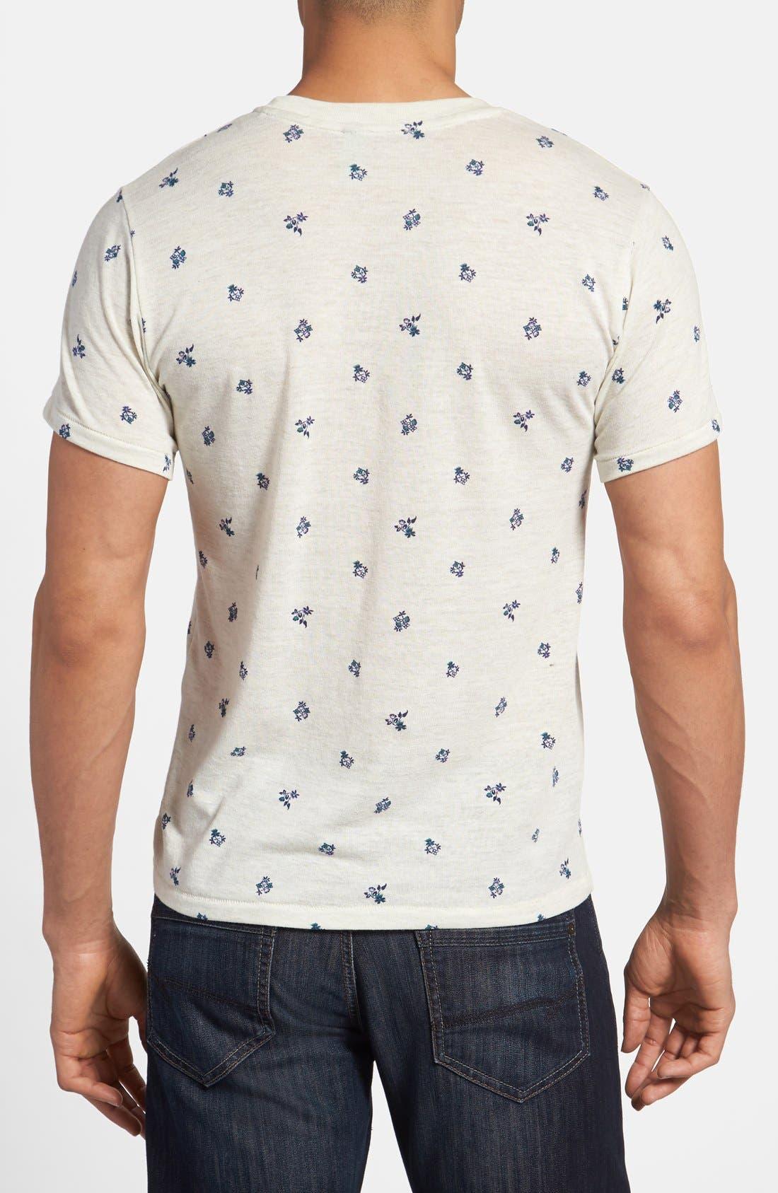 Alternate Image 2  - Alternative Camo T-Shirt