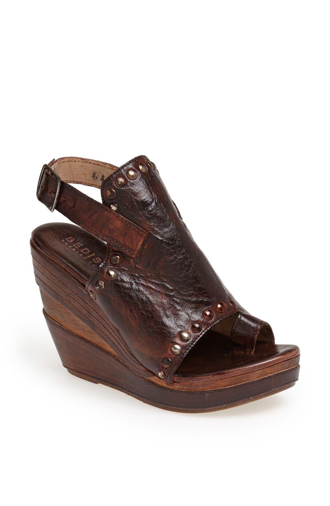 Alternate Image 1 Selected - Bed Stu 'Joann' Leather Sandal