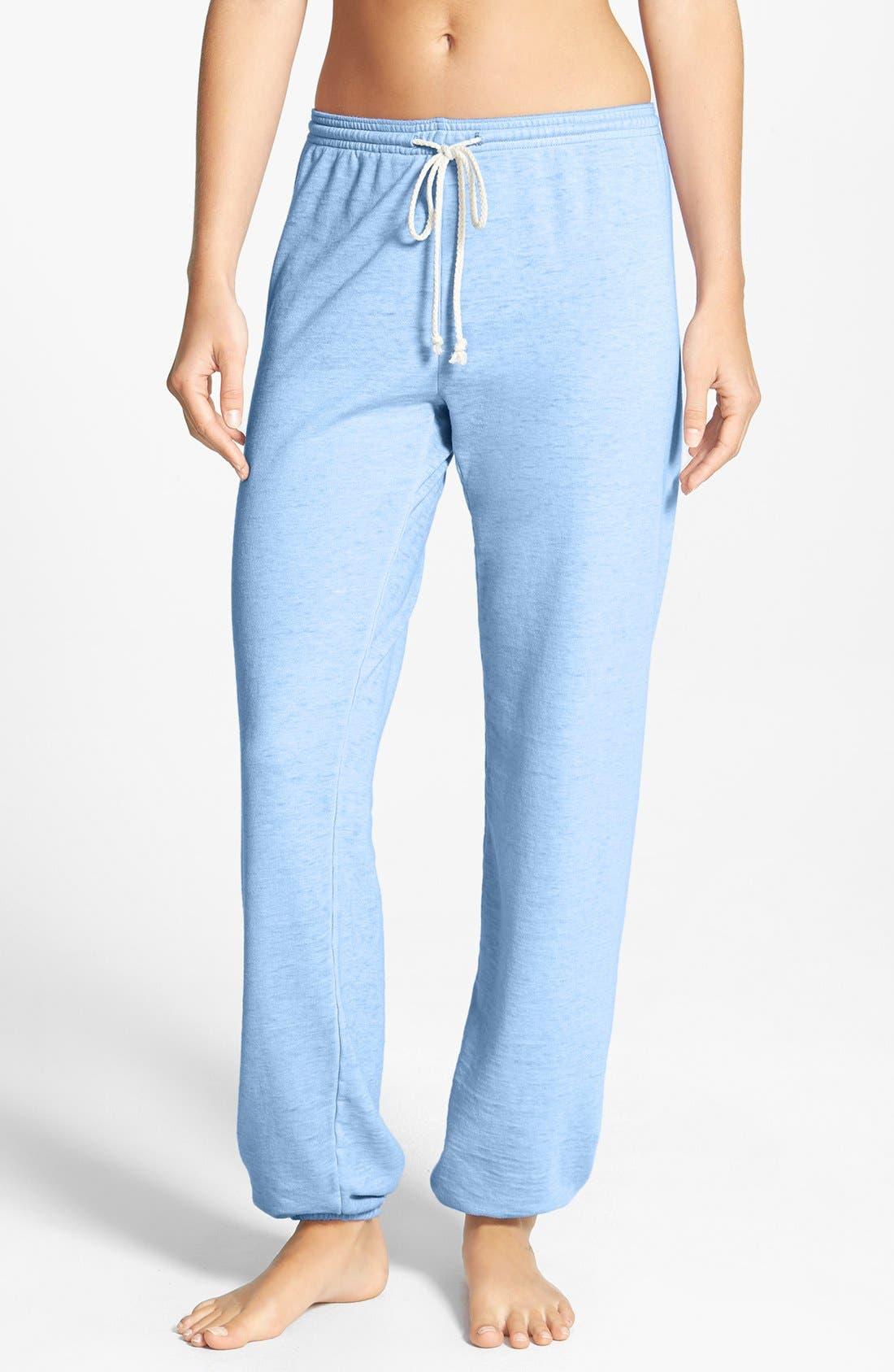 Alternate Image 1 Selected - Make + Model 'Sunday Kinda Love' Lounge Pants