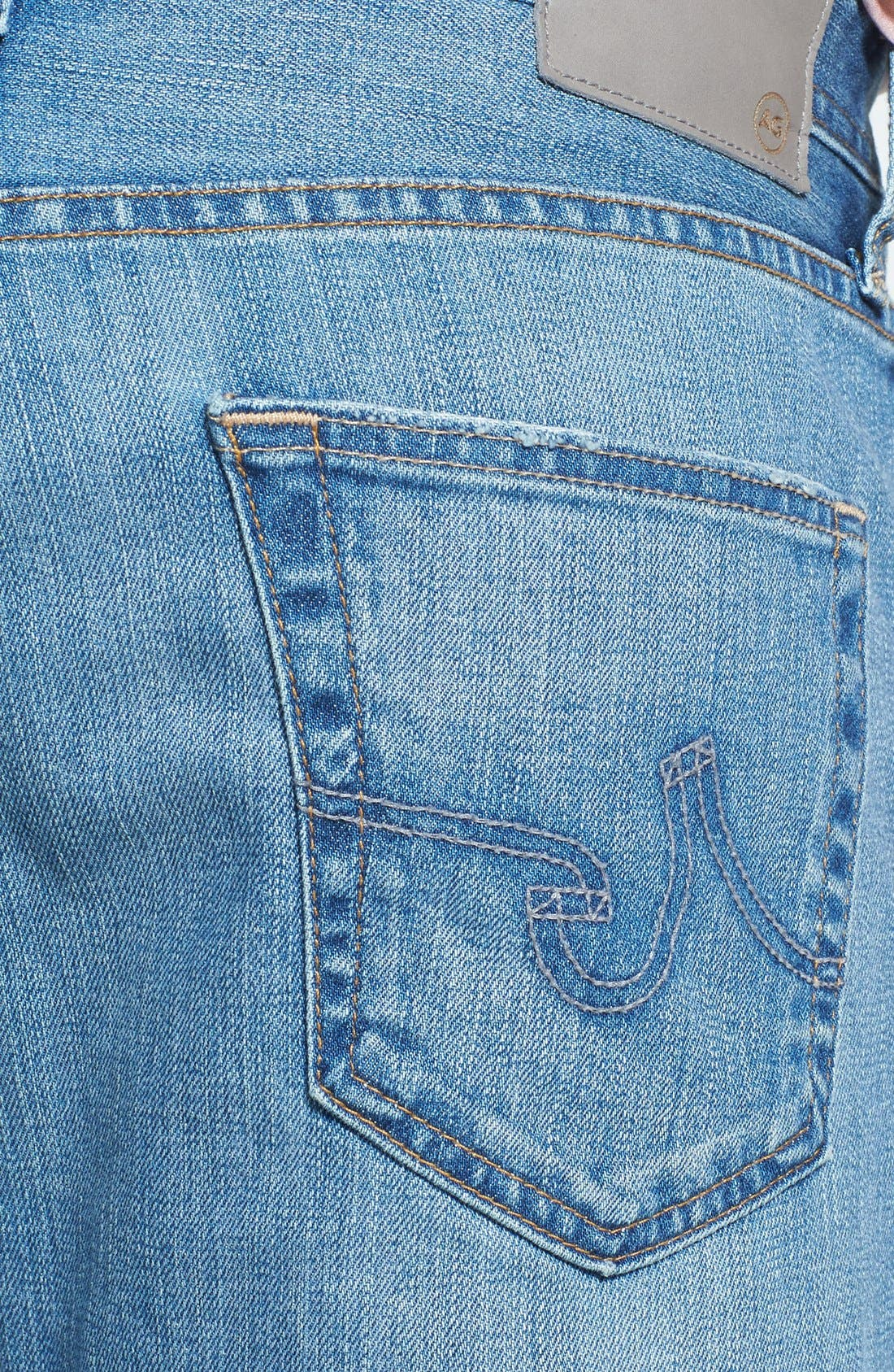 Alternate Image 4  - AG 'Hero' Relaxed Fit Jeans (Max) (Online Only)