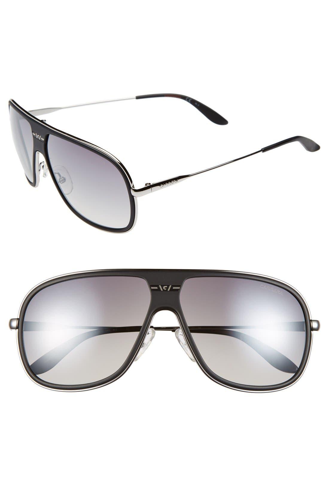 Alternate Image 1 Selected - Carrera Eyewear 62mm Retro Sunglasses