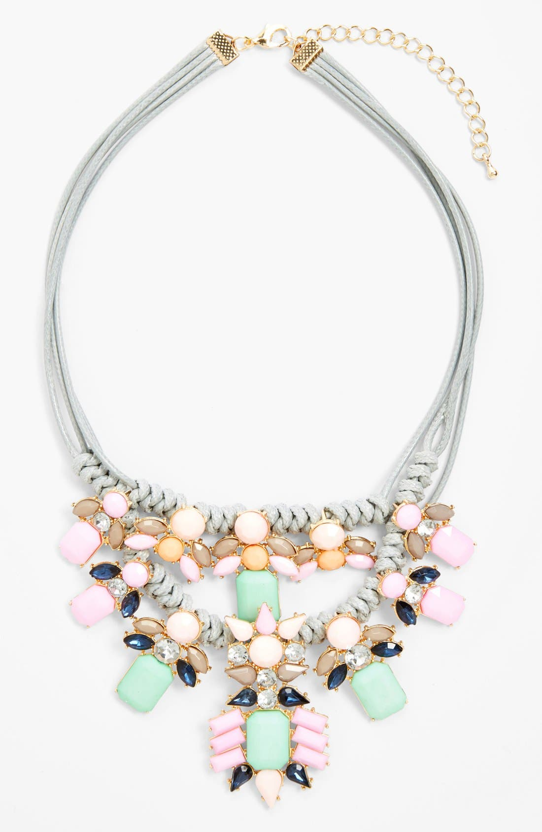 Alternate Image 1 Selected - Cara Crystal Statement Necklace