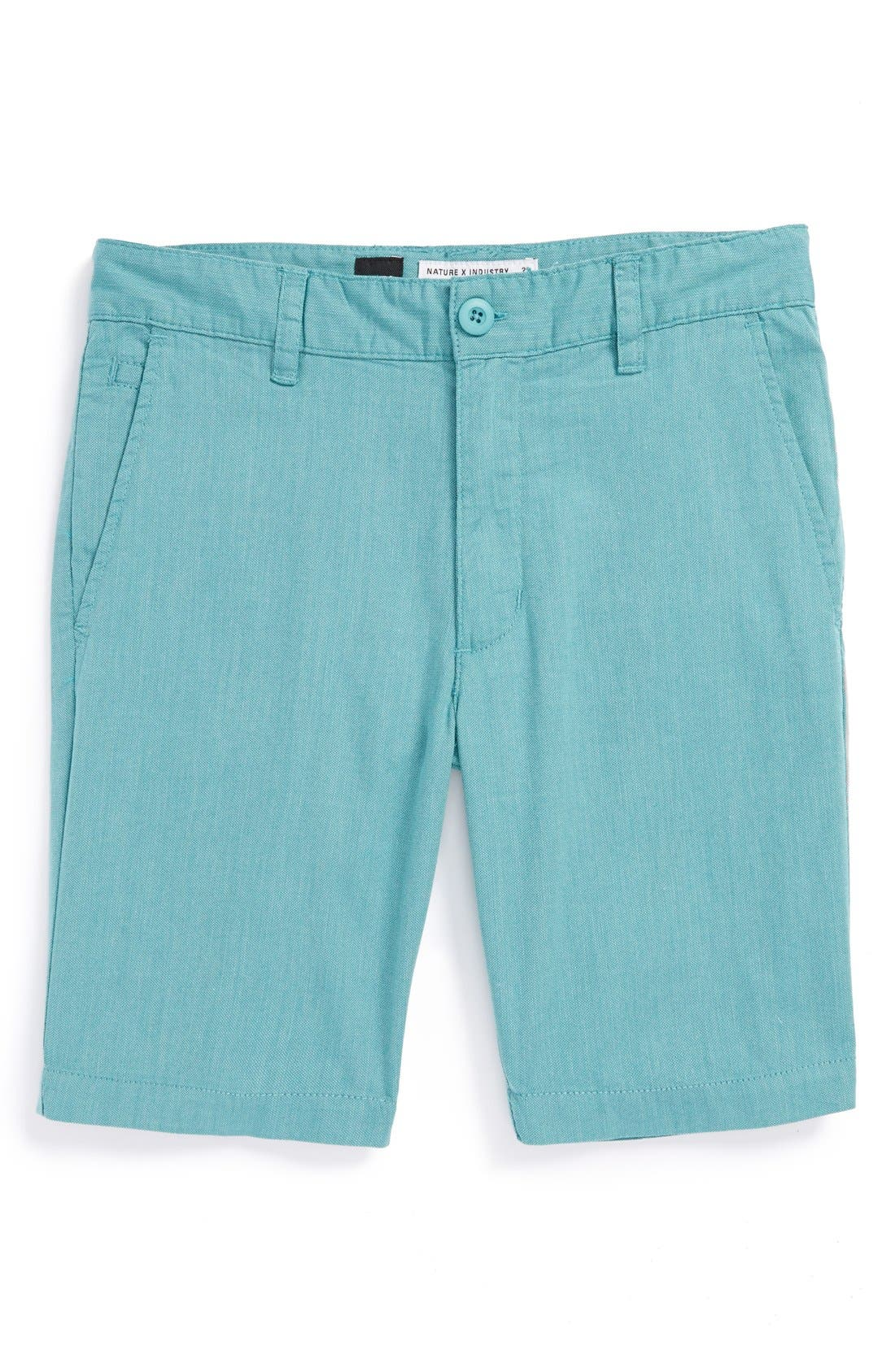 Alternate Image 1 Selected - RVCA 'Fracture' Shorts (Big Boys)