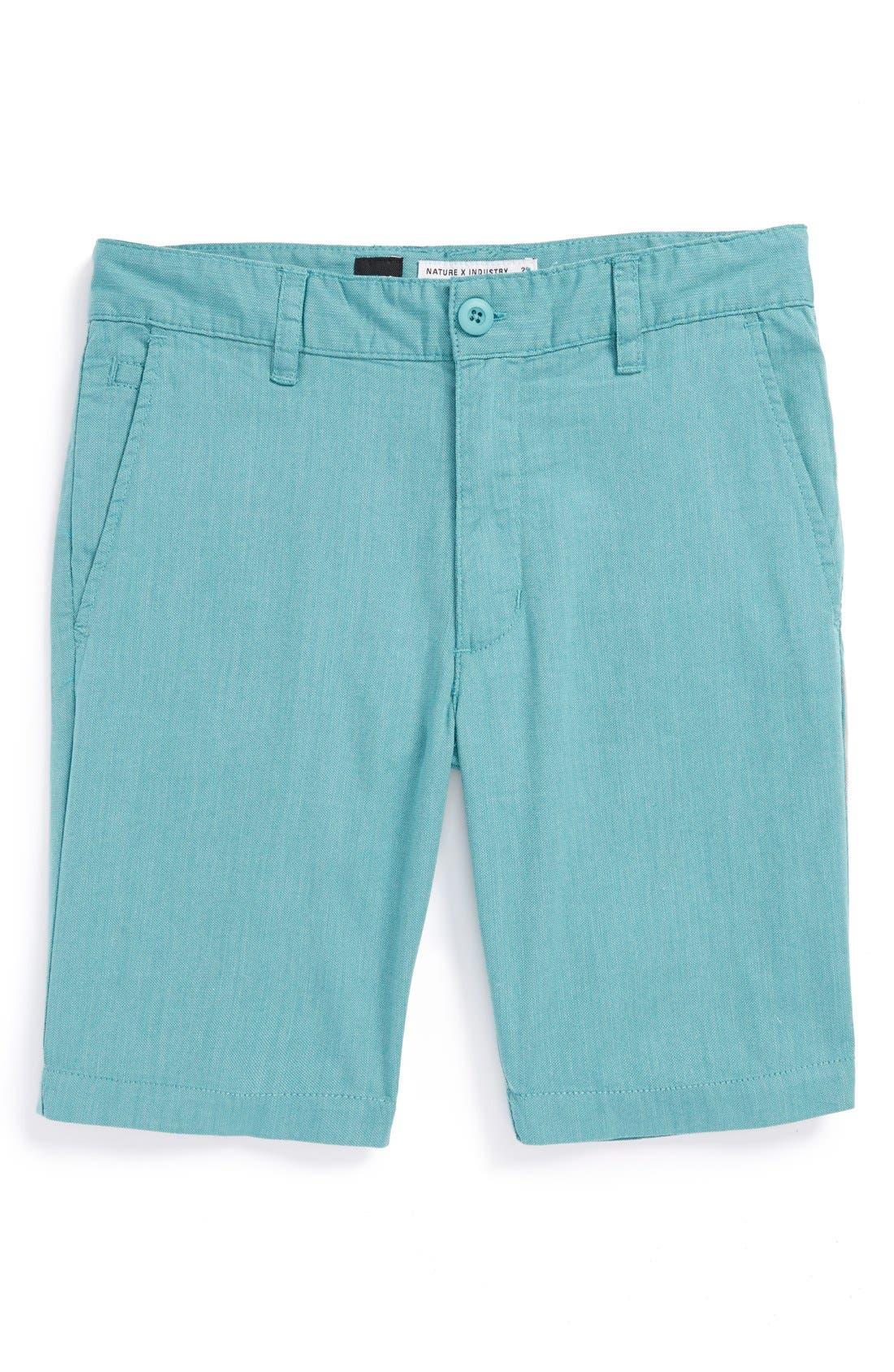 Main Image - RVCA 'Fracture' Shorts (Big Boys)