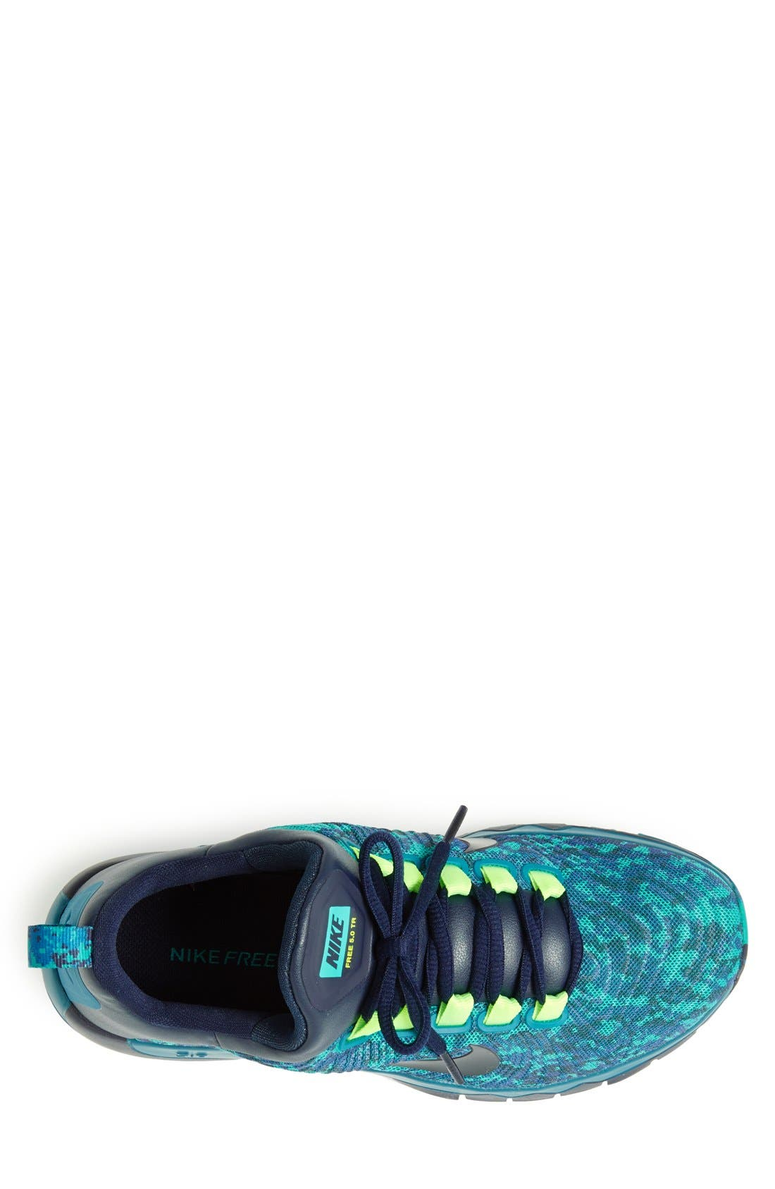 Alternate Image 3  - Nike 'Free Trainer 5.0 NRG' Training Shoe (Men)
