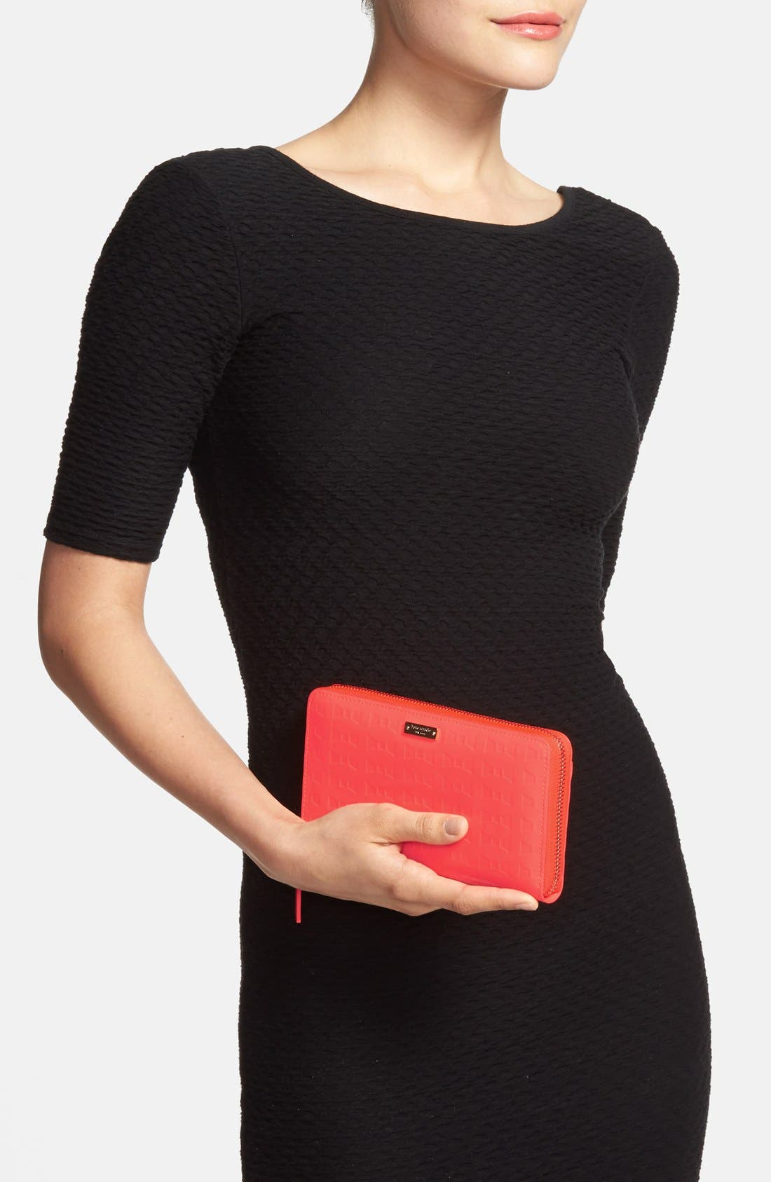 Alternate Image 2  - kate spade new york 'fancy that - lacey' wallet