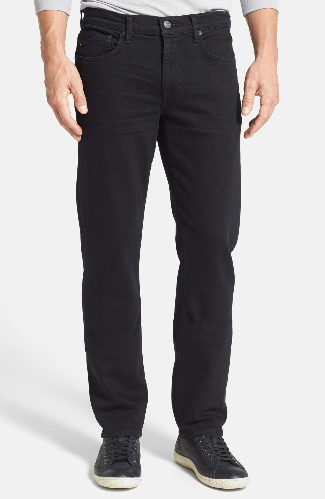 Main Image - Joe's 'Brixton' Slim Fit Jeans (Zayden)