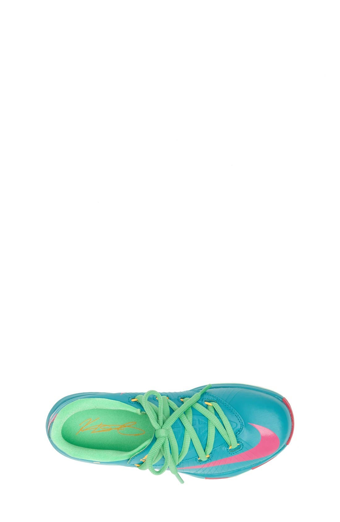Alternate Image 3  - Nike 'KD VI' Basketball Shoe (Walker, Toddler & Little Kid)