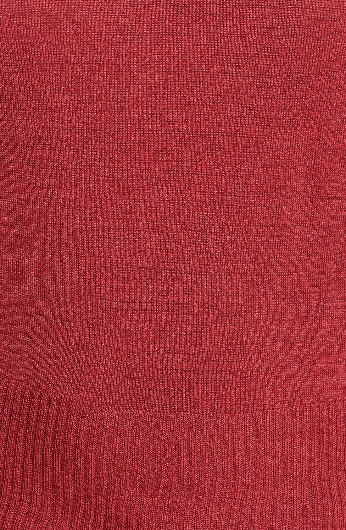 Alternate Image 3  - NIC+ZOE 'Easy' Ribbed Pullover (Regular & Petite)