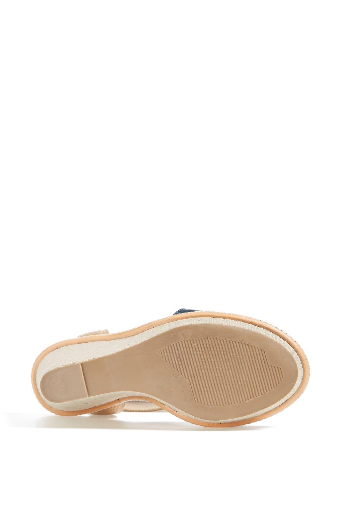 Alternate Image 4  - Steve Madden 'Bevrlie' Sandal (Women)
