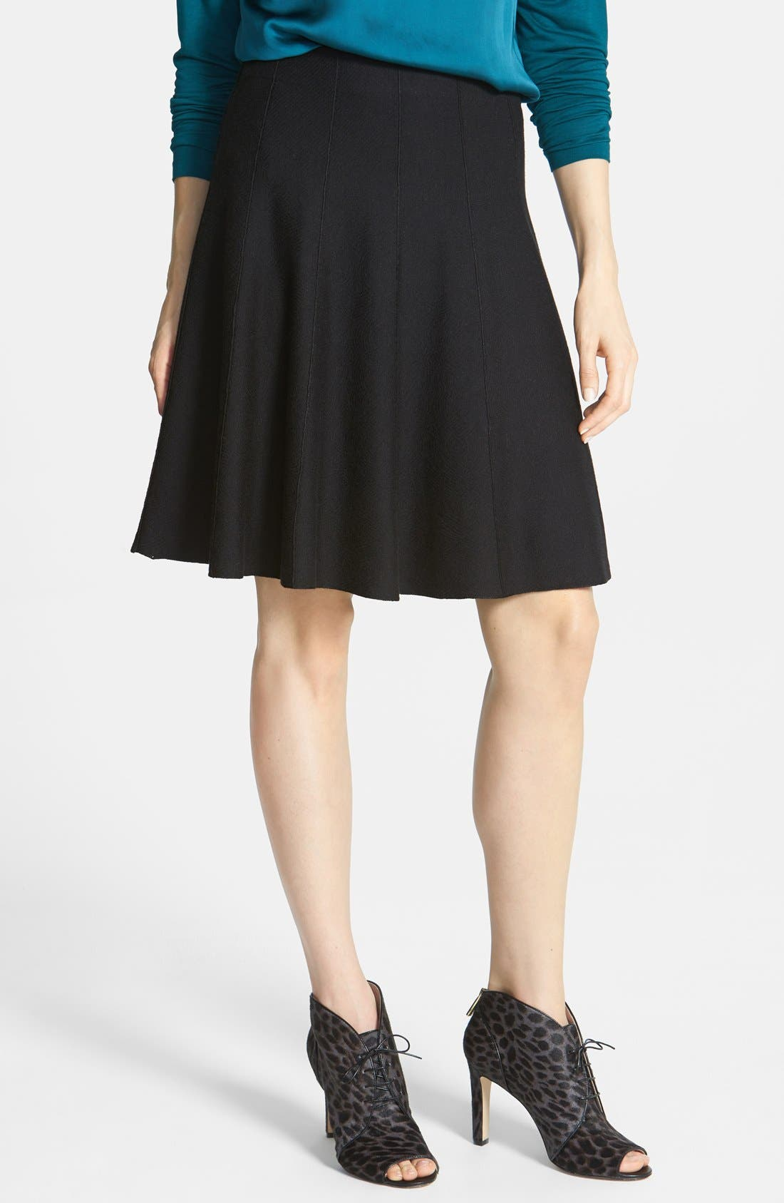Alternate Image 1 Selected - NIC+ZOE 'Paneled Twirl' Flirt Skirt