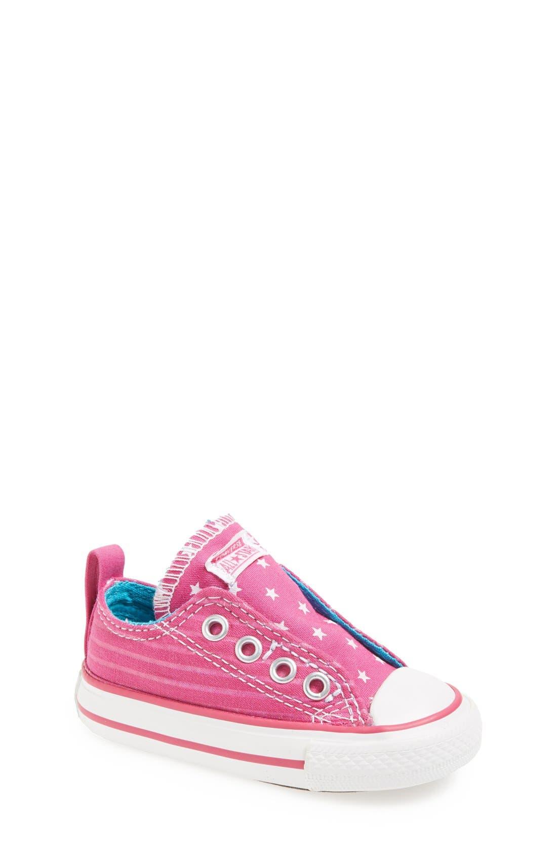 Alternate Image 1 Selected - Converse All Star® Slip-On Sneaker (Baby, Walker & Toddler)