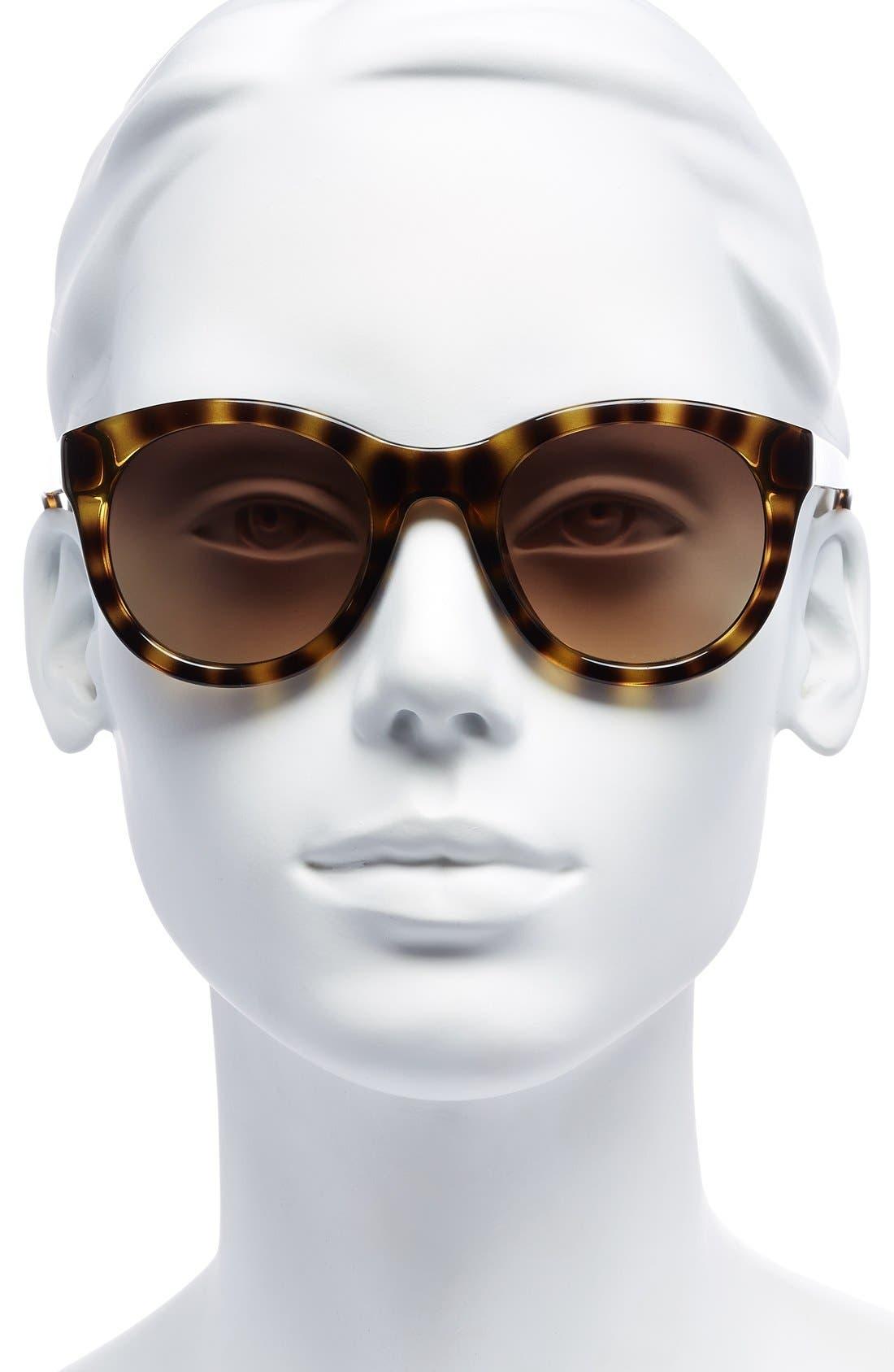 Alternate Image 2  - MICHAEL Michael Kors 'Rosie' 49mm Sunglasses