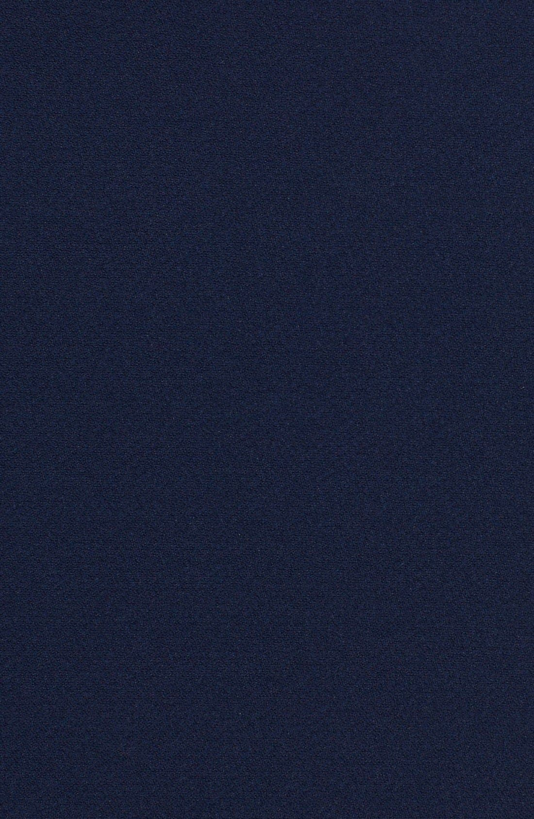 Alternate Image 3  - Alexander McQueen Crepe Dress