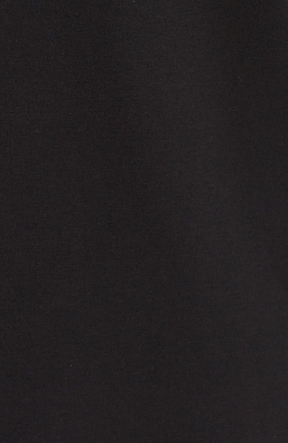 Alternate Image 3  - Eileen Fisher Hooded Jersey Jacket