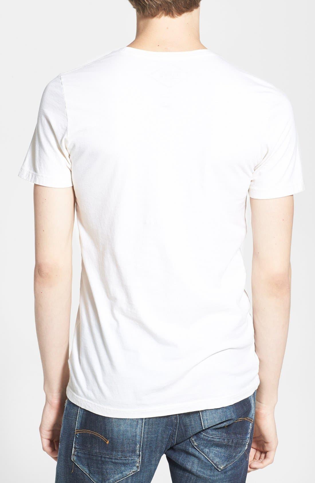 Alternate Image 2  - Altru 'Don't Trip' Graphic T-Shirt
