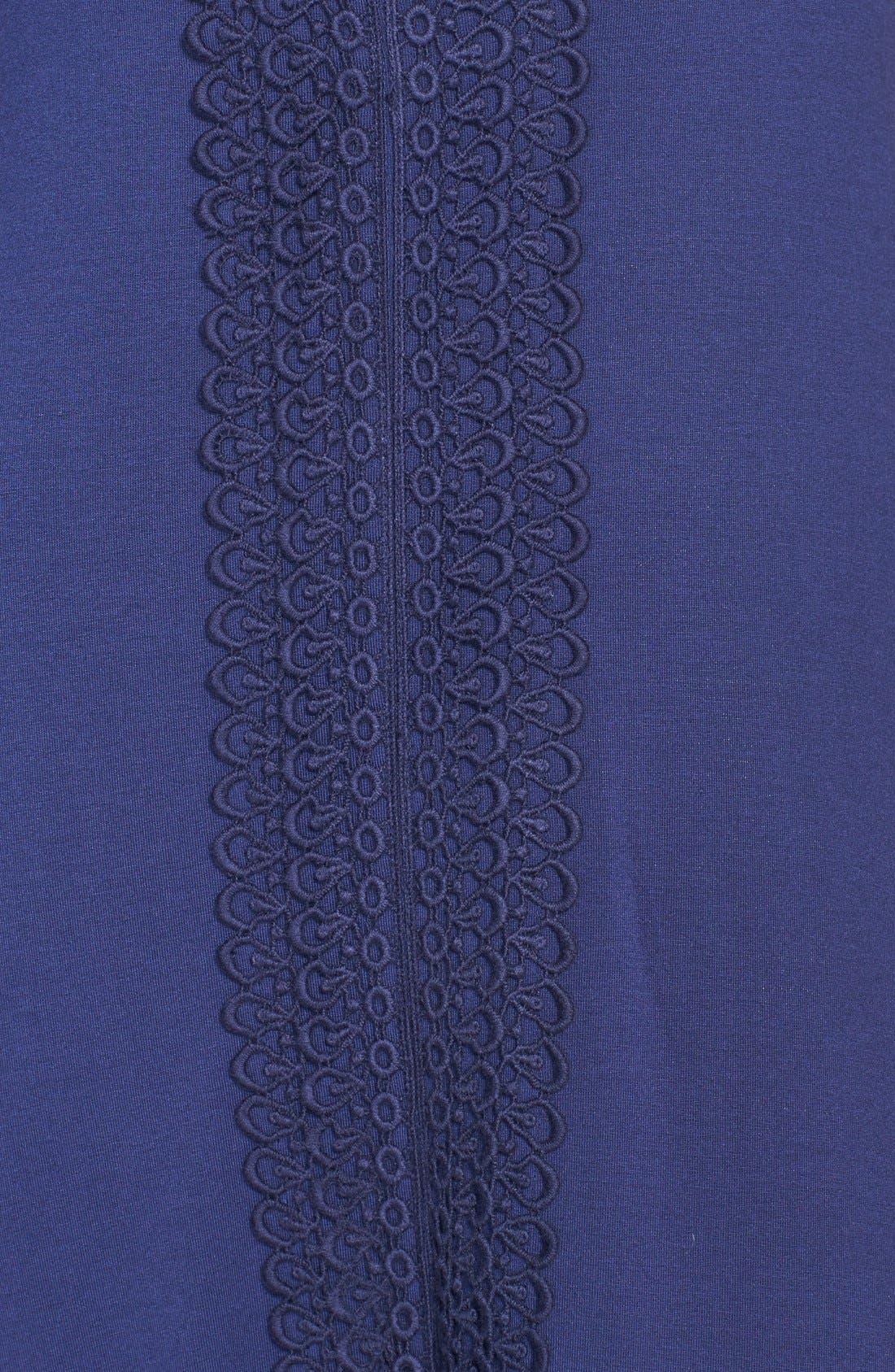 Alternate Image 3  - L Space 'Magnolia' Crochet Detail Cutout Maxi Dress