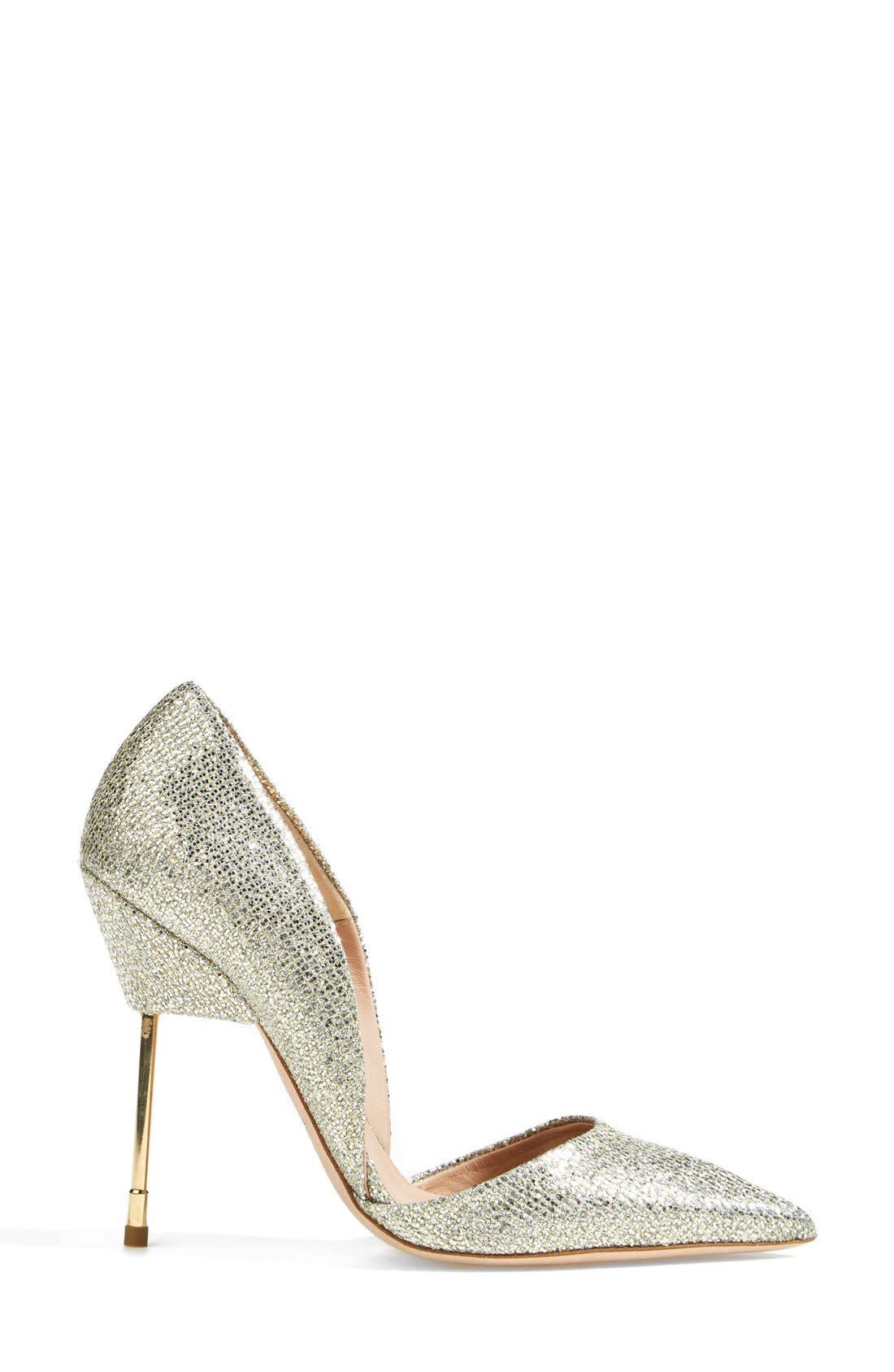 Alternate Image 4  - Kurt Geiger London 'Bond 2' d'Orsay Pump (Women)