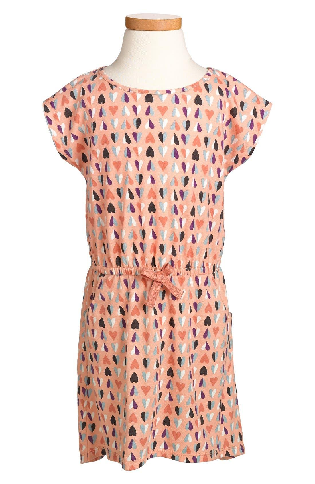 Alternate Image 1 Selected - Tucker + Tate 'Reiko' Print Dress (Toddler Girls)