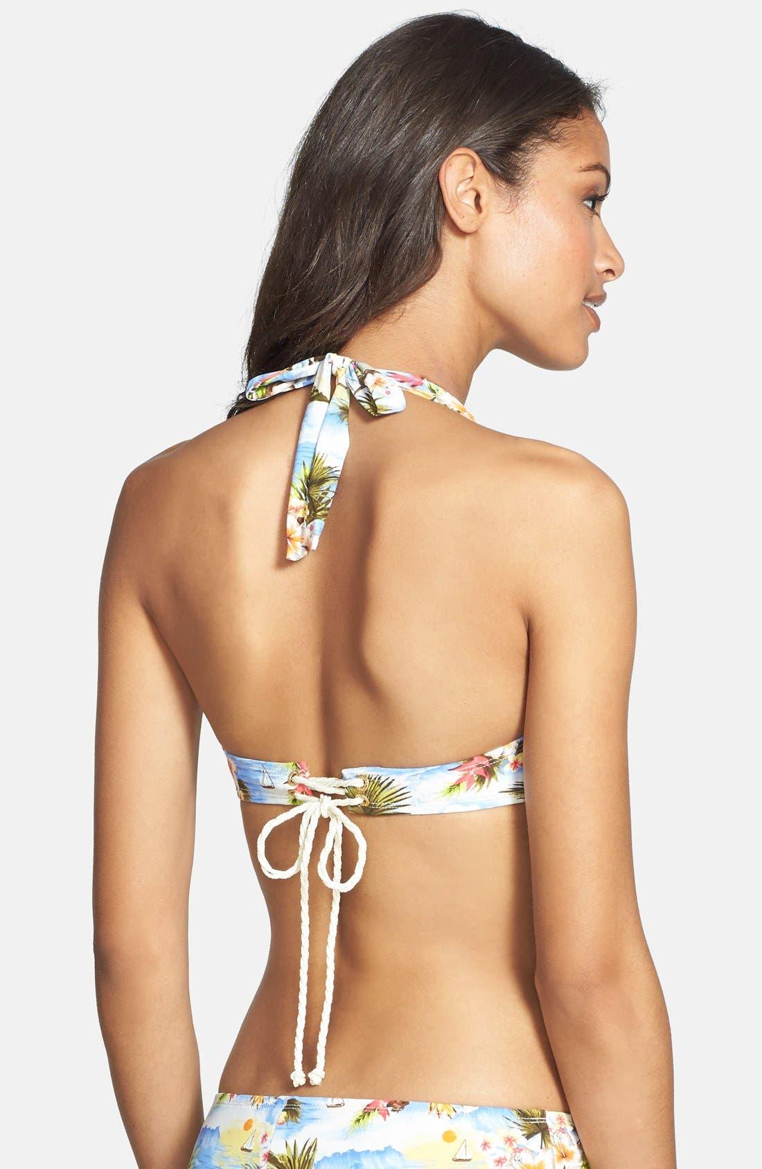 Alternate Image 2  - Sperry 'Aloha' Underwire Bikini Top