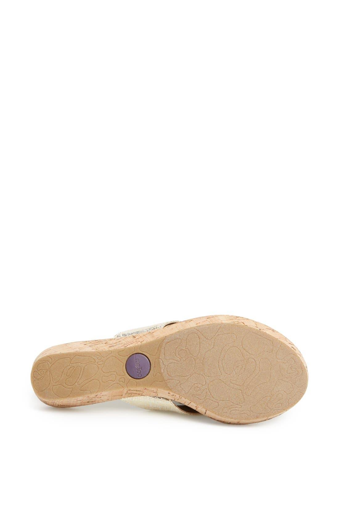 Alternate Image 4  - Me Too 'Clare 2' Thong Sandal