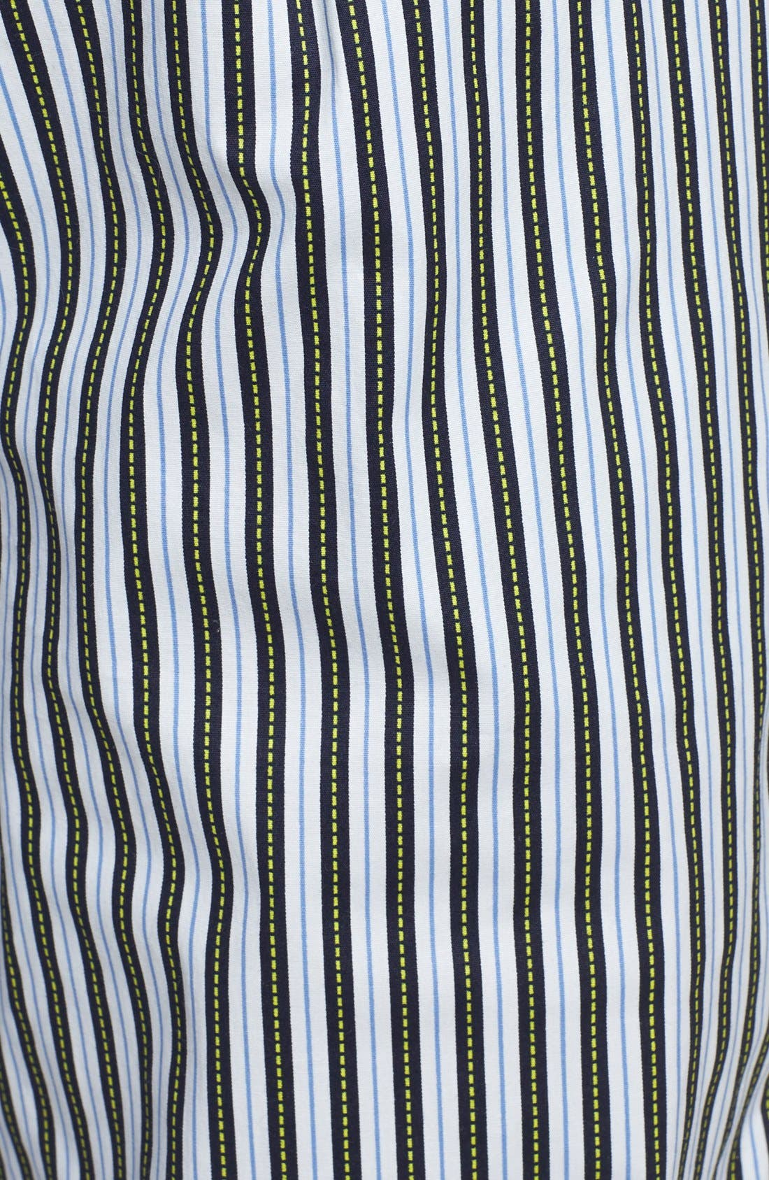 Alternate Image 4  - DKNY 'Seaside Bliss' Cotton Capri Pants