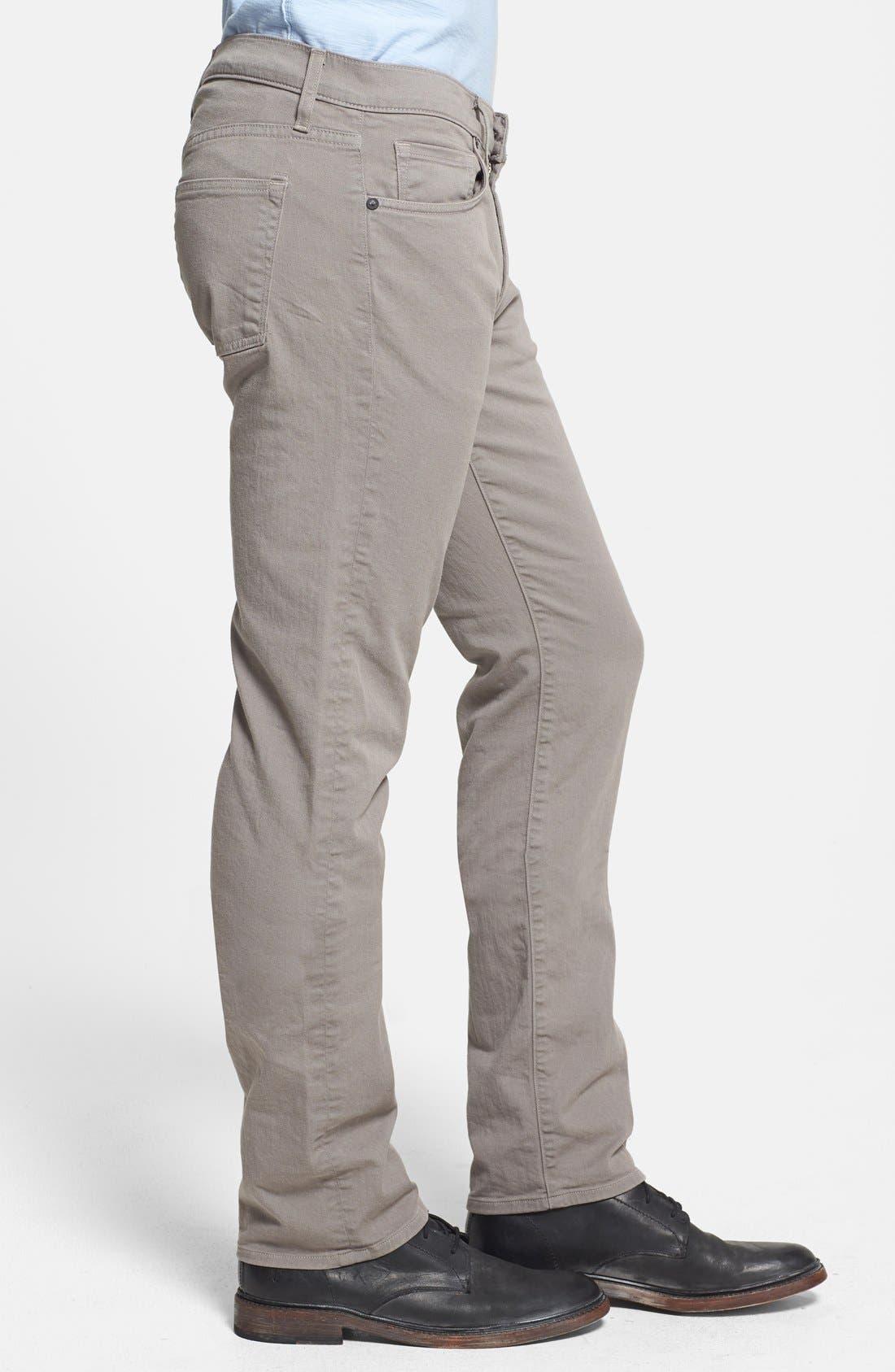 Alternate Image 3  - J Brand 'Kane' Slim Straight Leg Jeans (Sergeant)