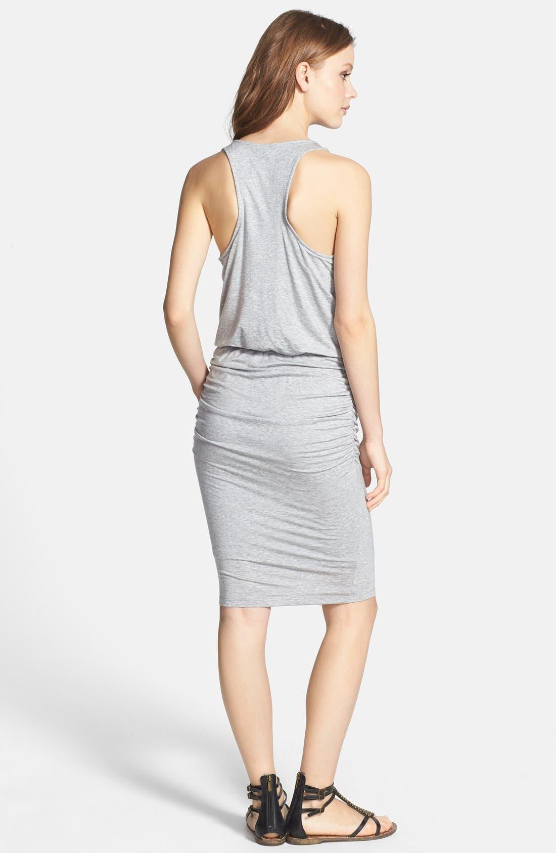 Alternate Image 2  - Splendid Tencel® Racerback Midi Dress