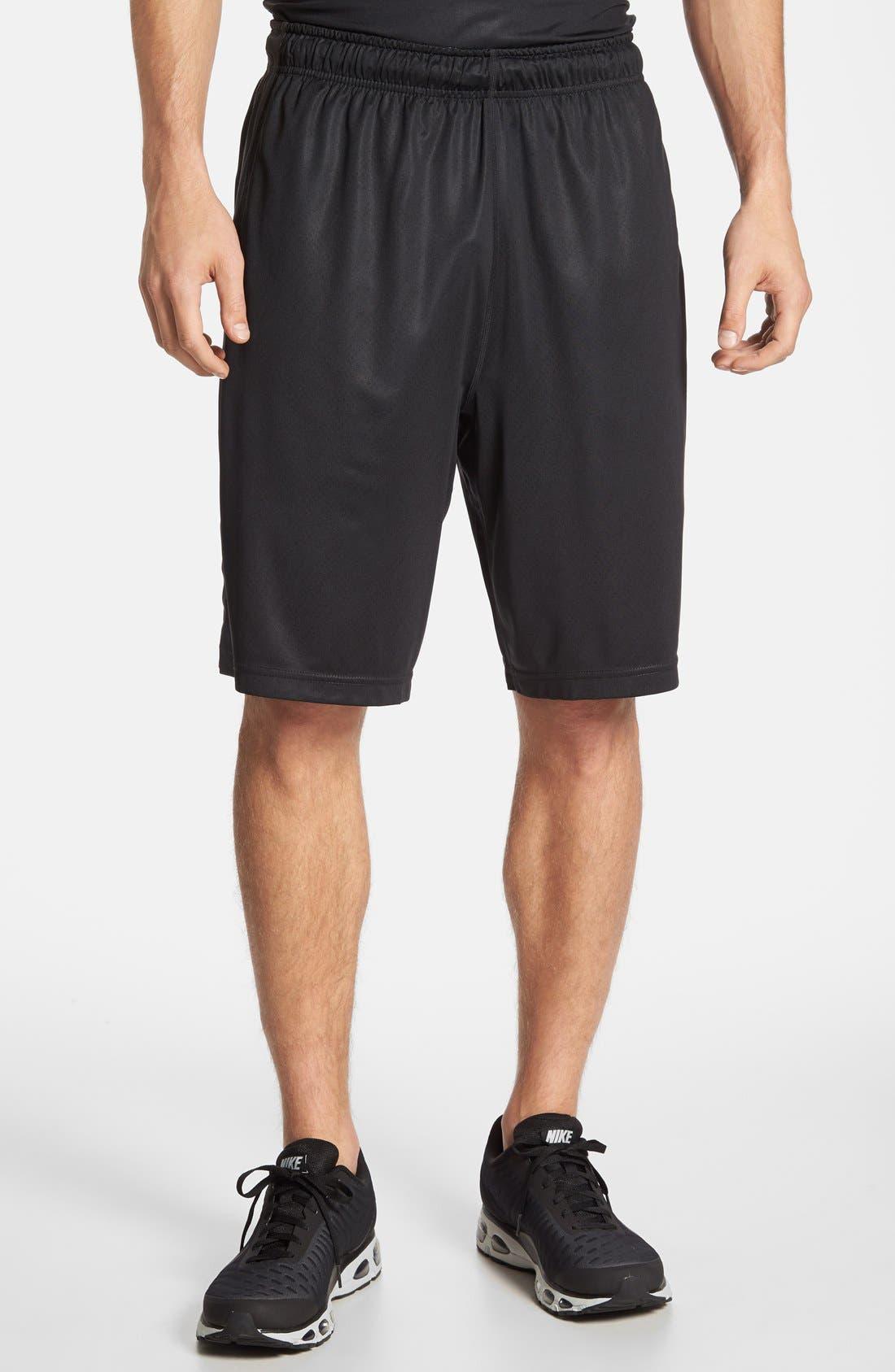 Alternate Image 1 Selected - Nike 'Fly Digital Rain' Shorts (Men)