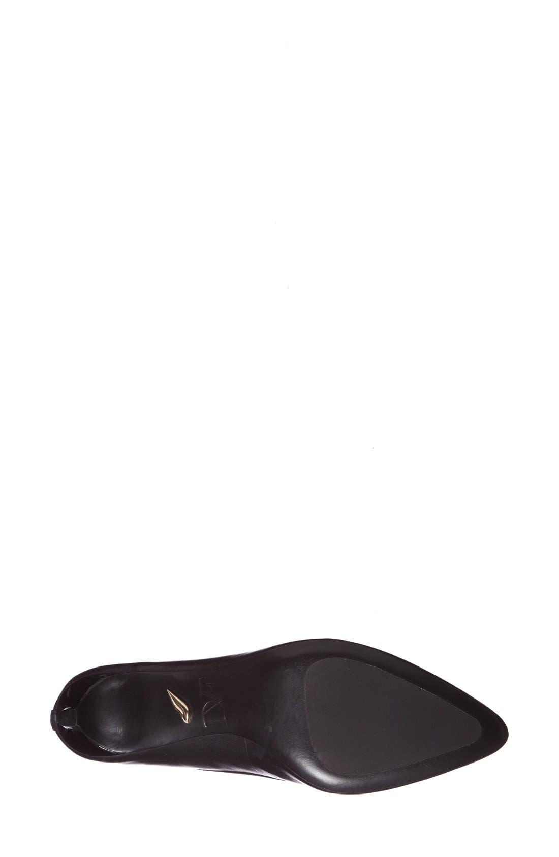 Alternate Image 3  - Diana von Furstenberg 'Faline' Pointy Toe Leather Pump (Women)