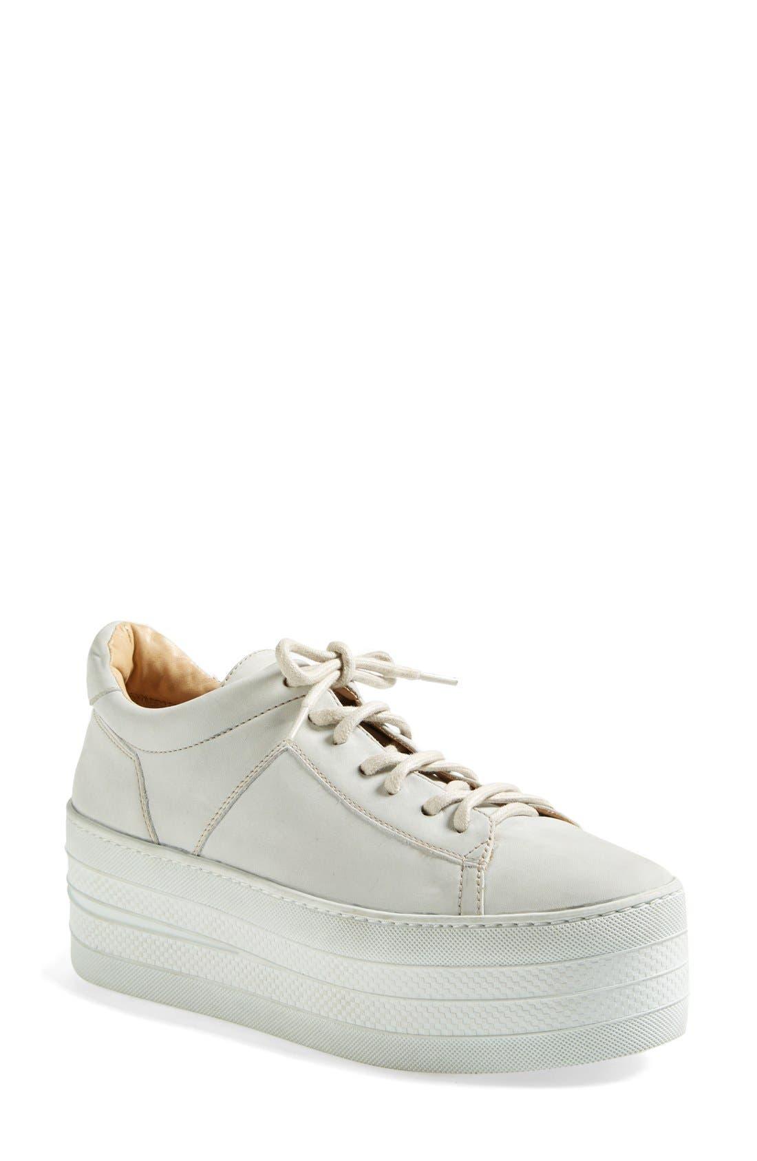 Alternate Image 1 Selected - Free Lance 'Skyla' Platform Sneaker (Women)