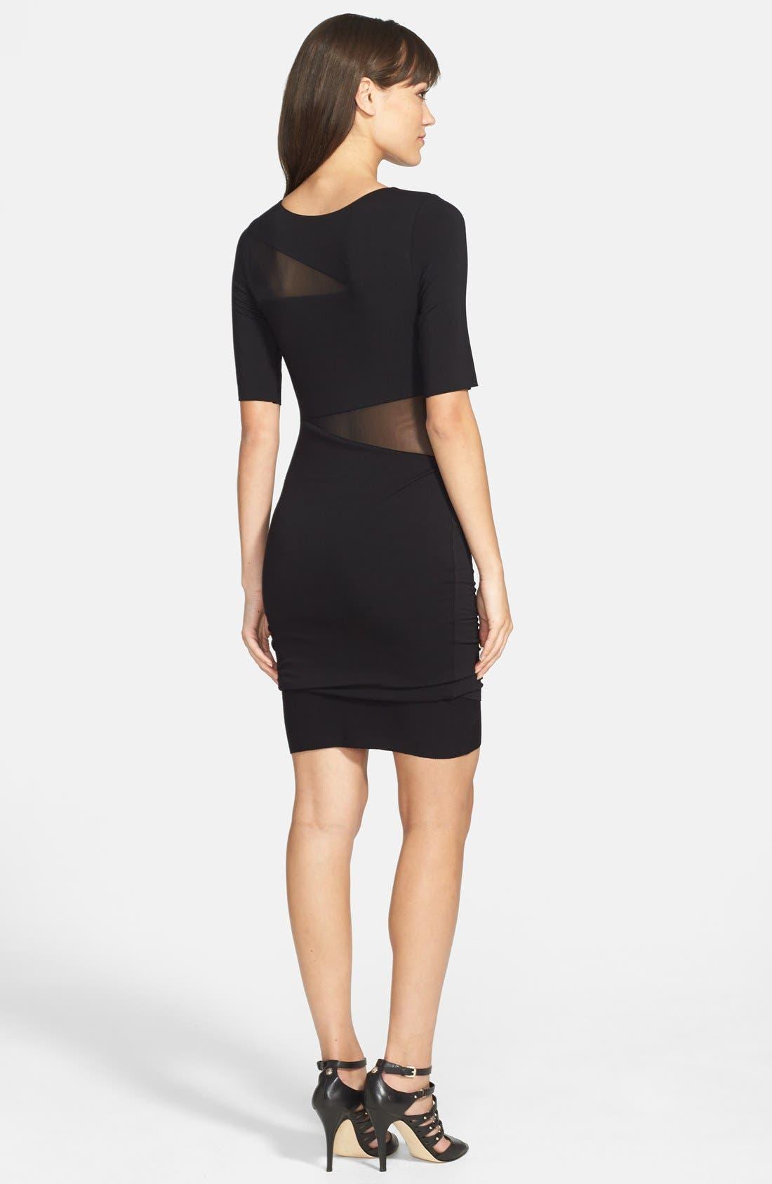 Alternate Image 2  - Bailey 44 'Vanishing Point' Body-Con Dress