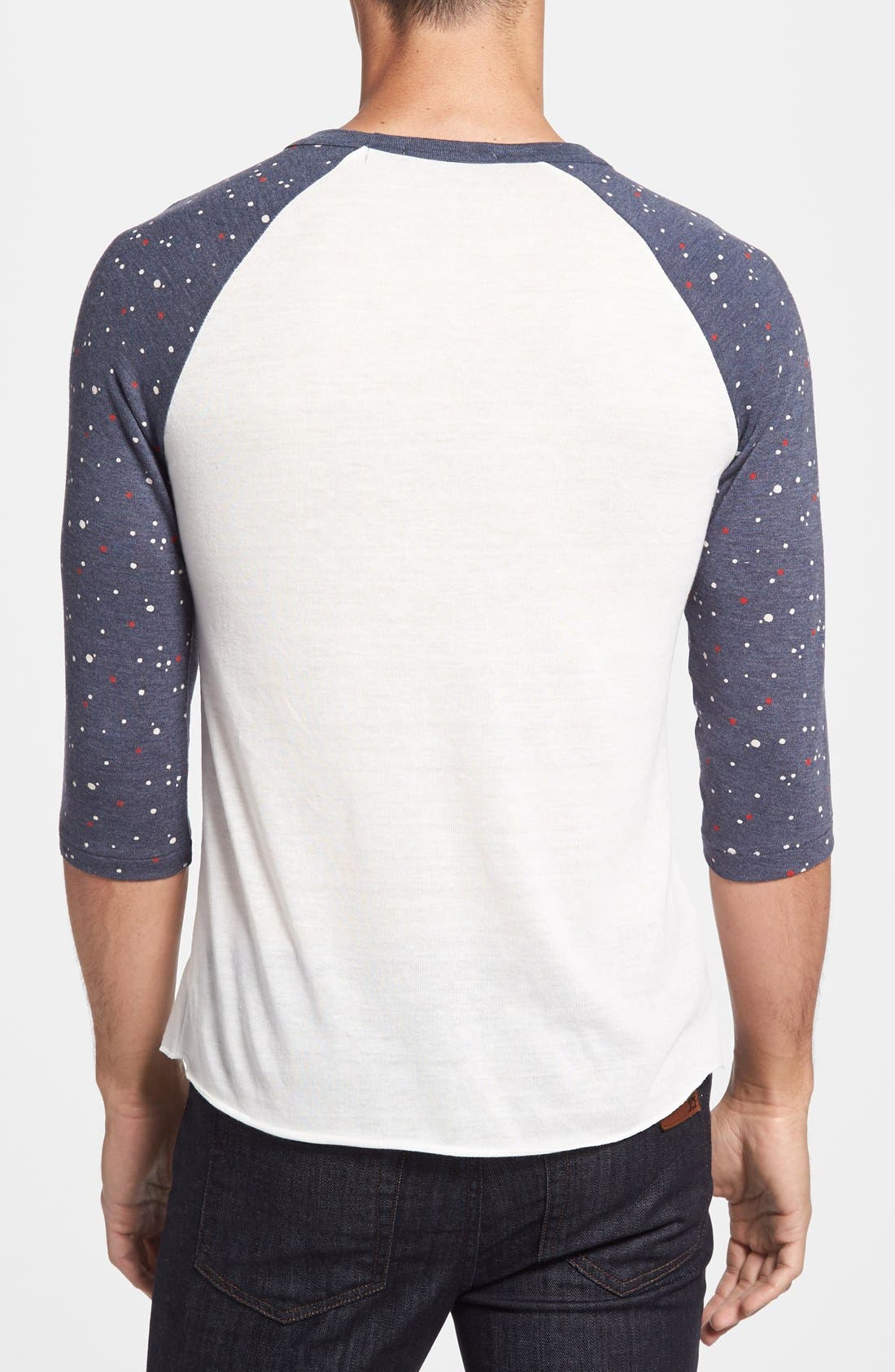 Alternate Image 2  - Alternative 'USA Capsule Collection' Raglan Baseball T-Shirt