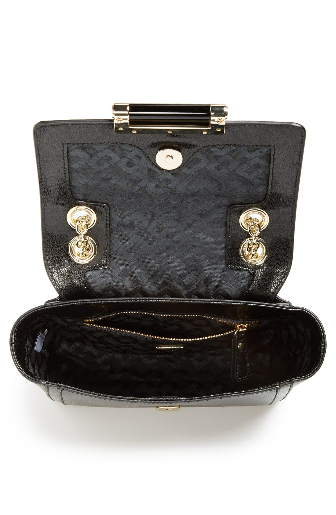 Alternate Image 3  - Diane von Furstenberg 'Mini 440' Leather Crossbody Bag