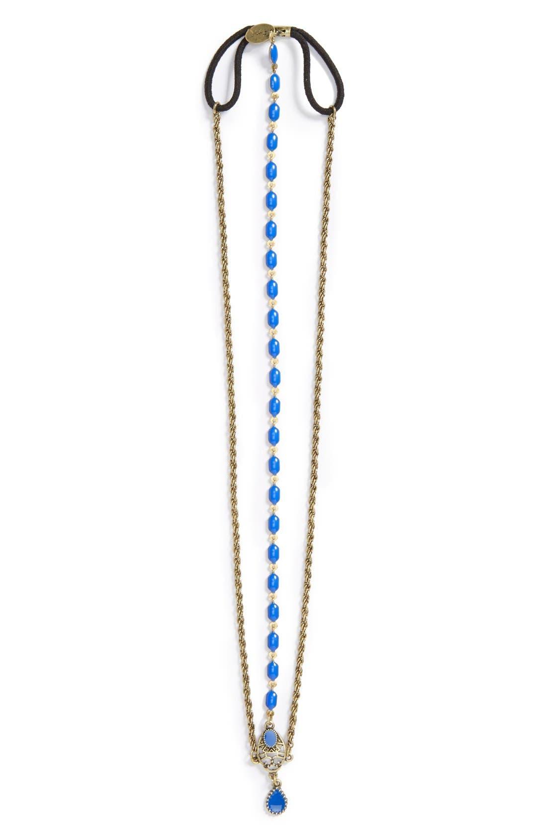 Alternate Image 1 Selected - Berry Enamel Head Chain