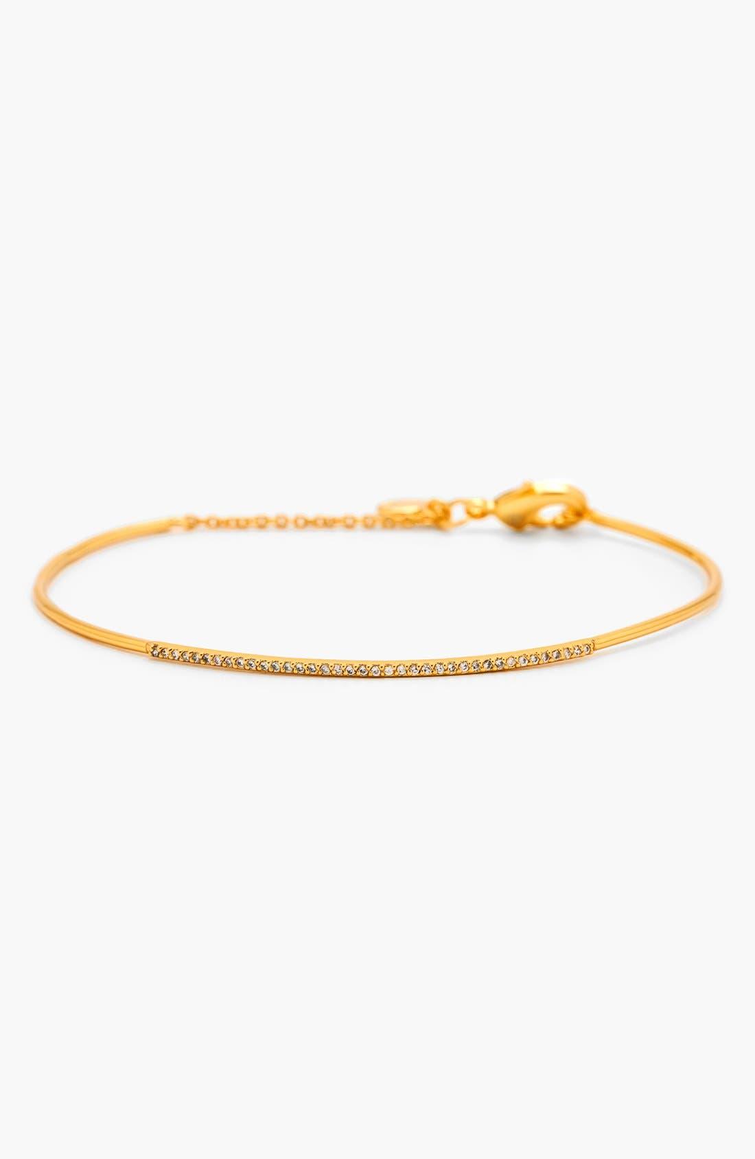 gorjana 'Shimmer Bar' Pavé Bracelet