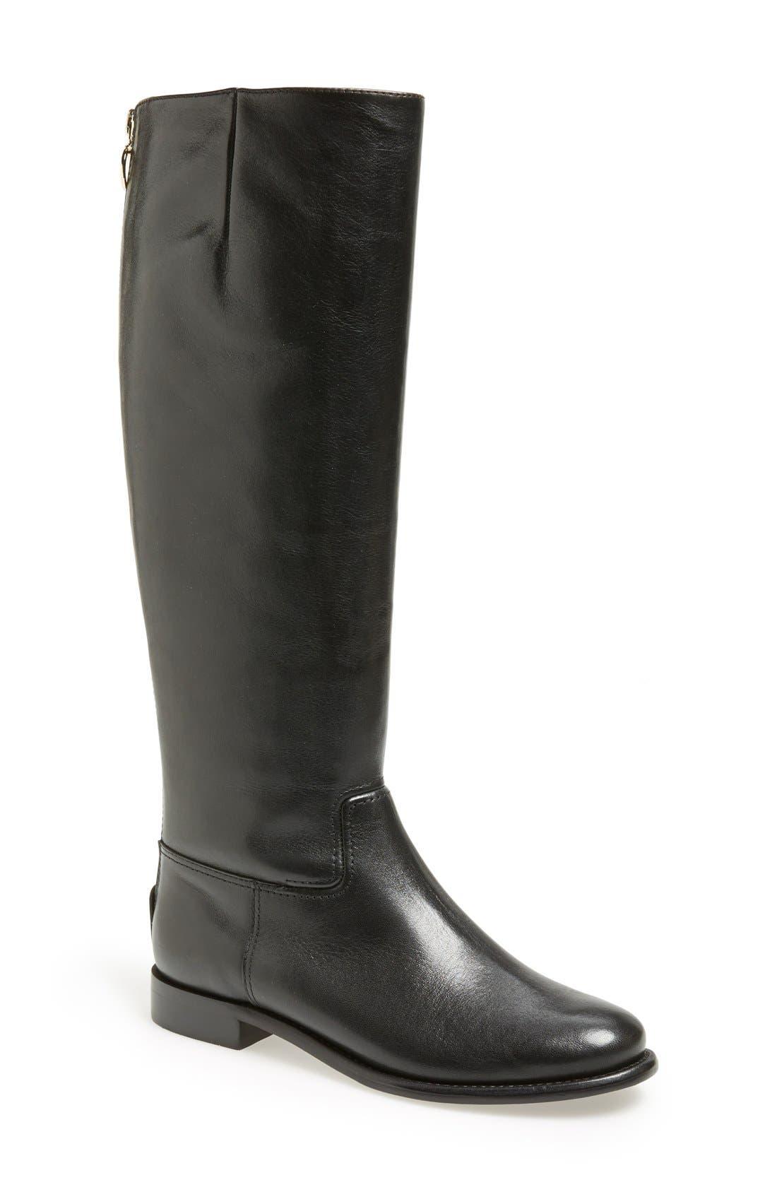 Alternate Image 1 Selected - Diane von Furstenberg 'Ranger' Tall Boot (Women)