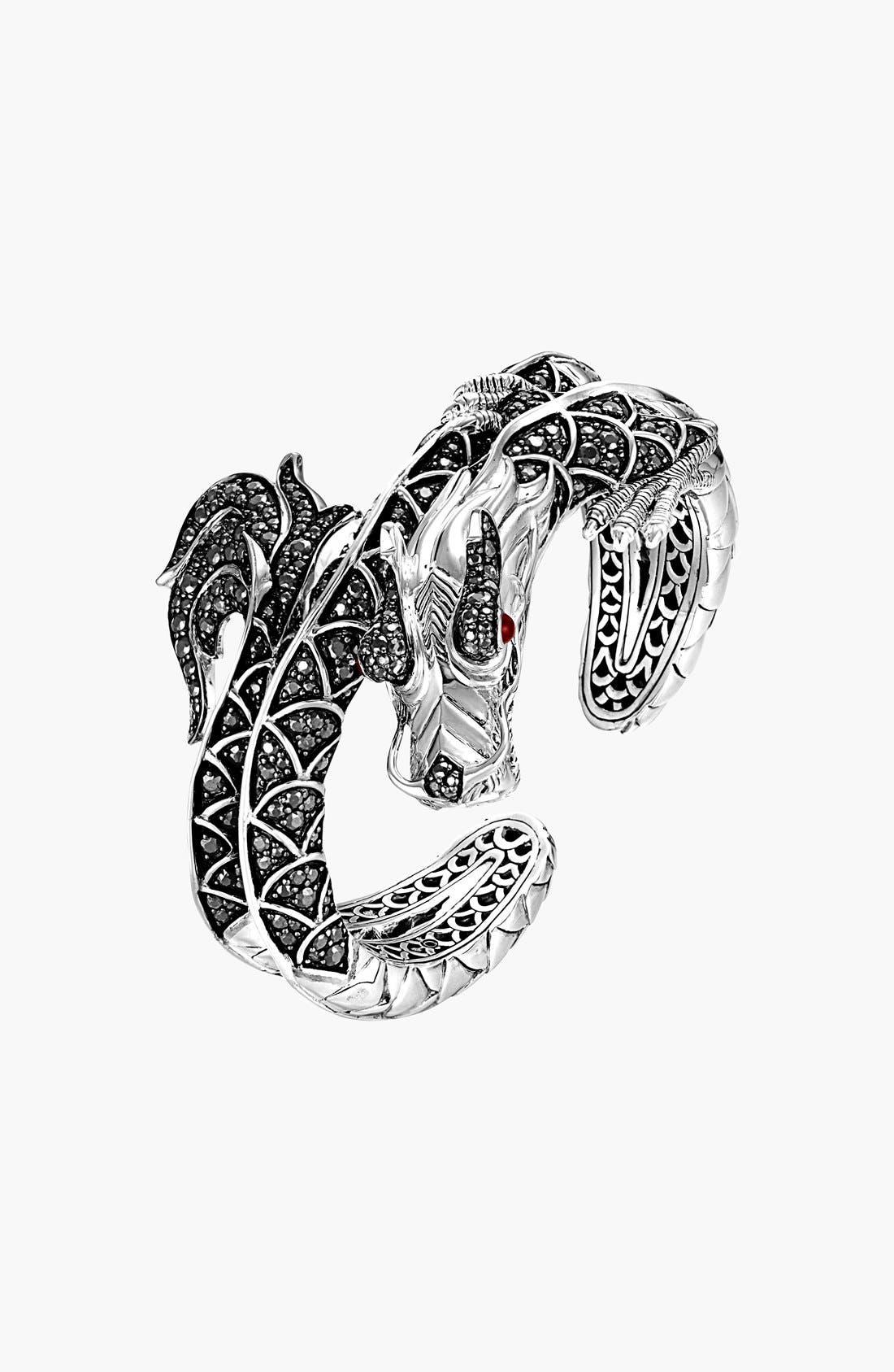 Main Image - John Hardy 'Naga - Lava' Dragon Cuff