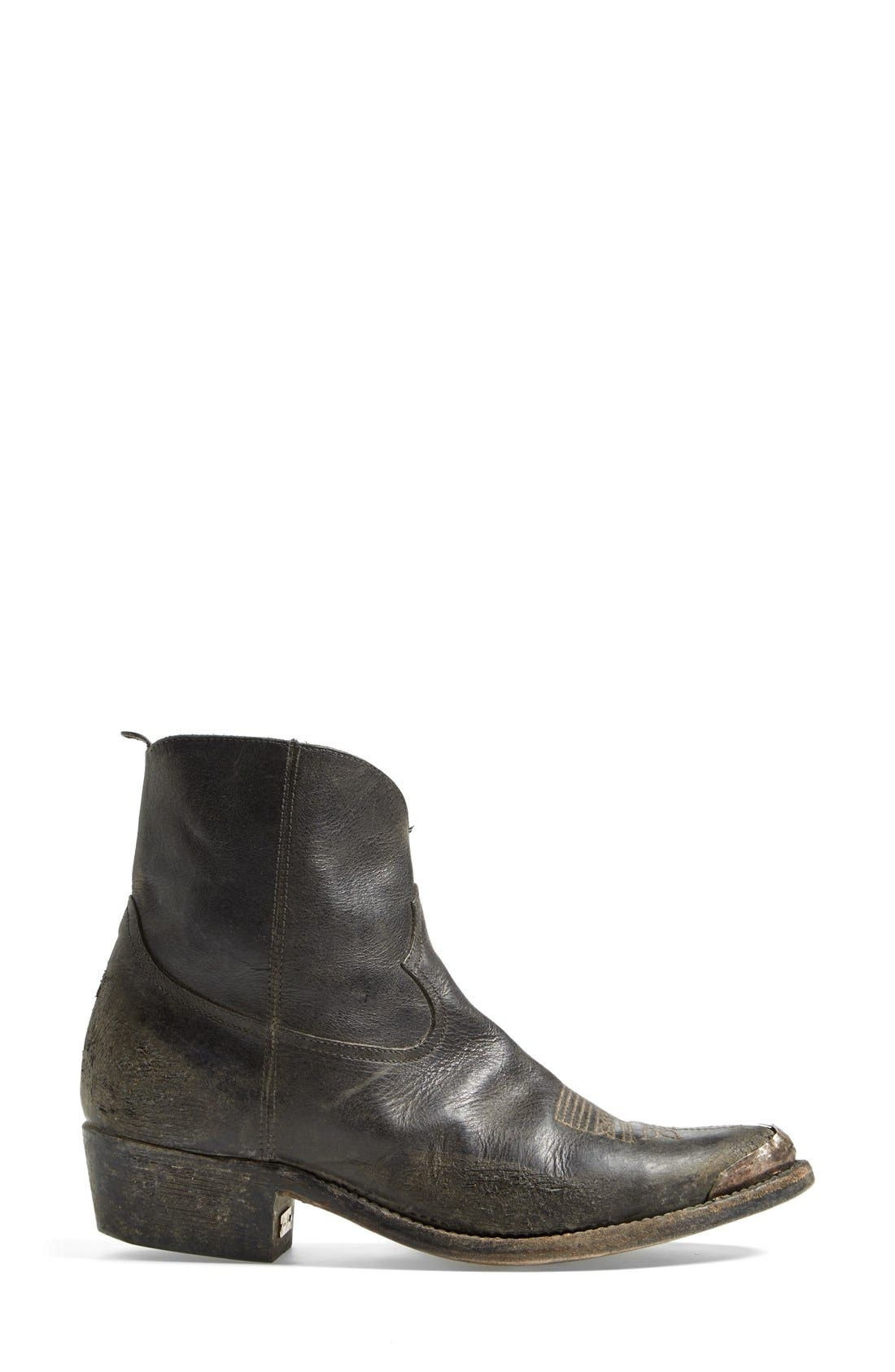 Alternate Image 4  - Golden Goose 'Young' Western Boot