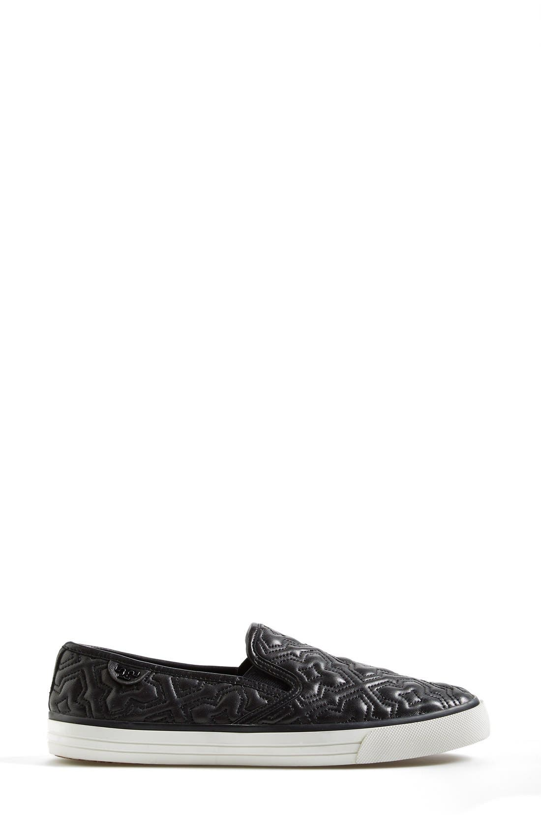 Alternate Image 4  - Tory Burch 'Jesse 2' Quilted Sneaker (Women)