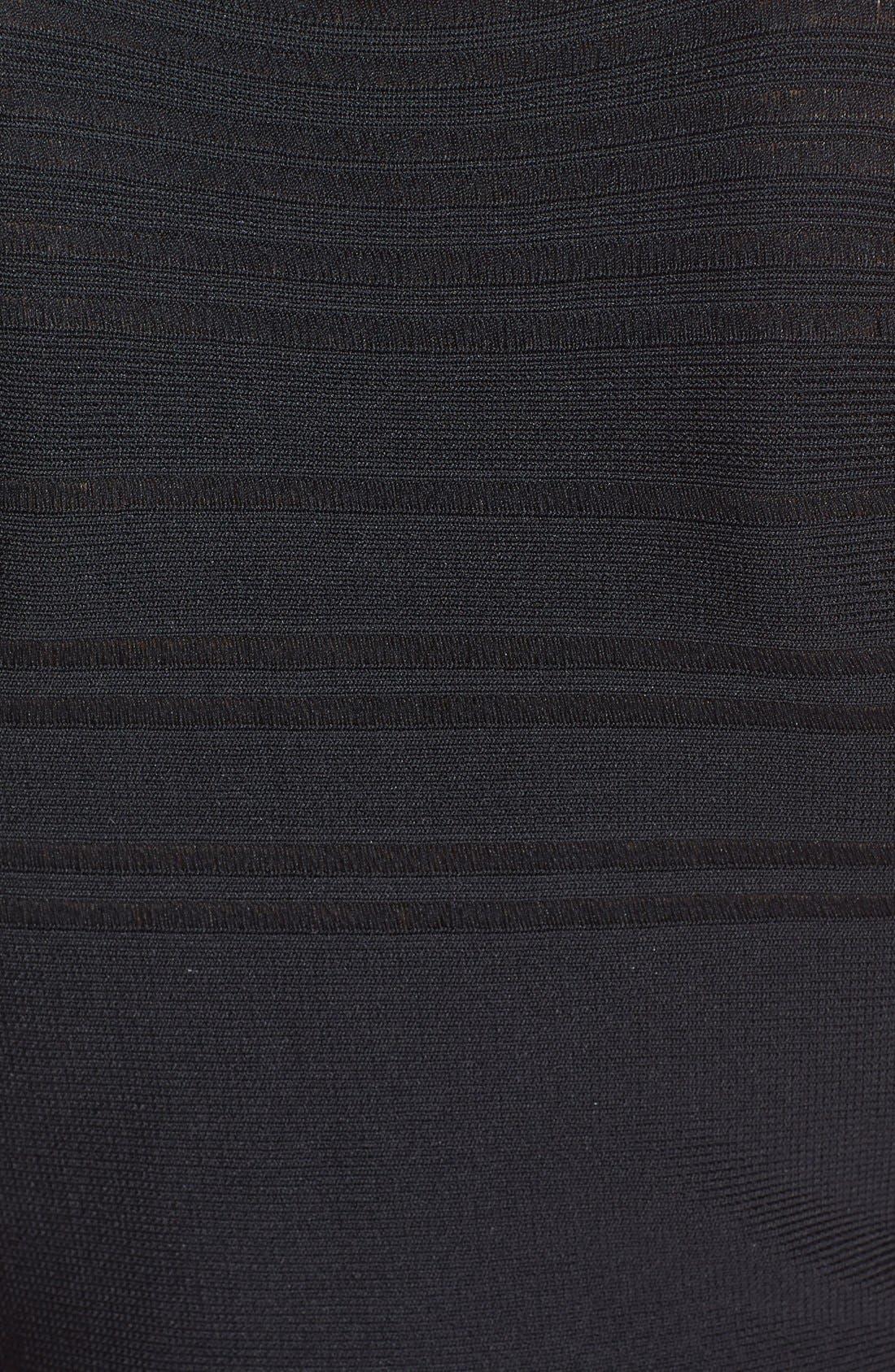 Alternate Image 3  - 1.STATE Stripe Body-Con Dress