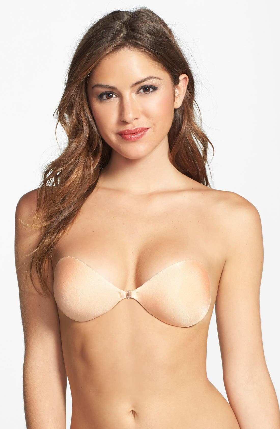 Nordstrom Lingerie Seamless Push-Up NuBra