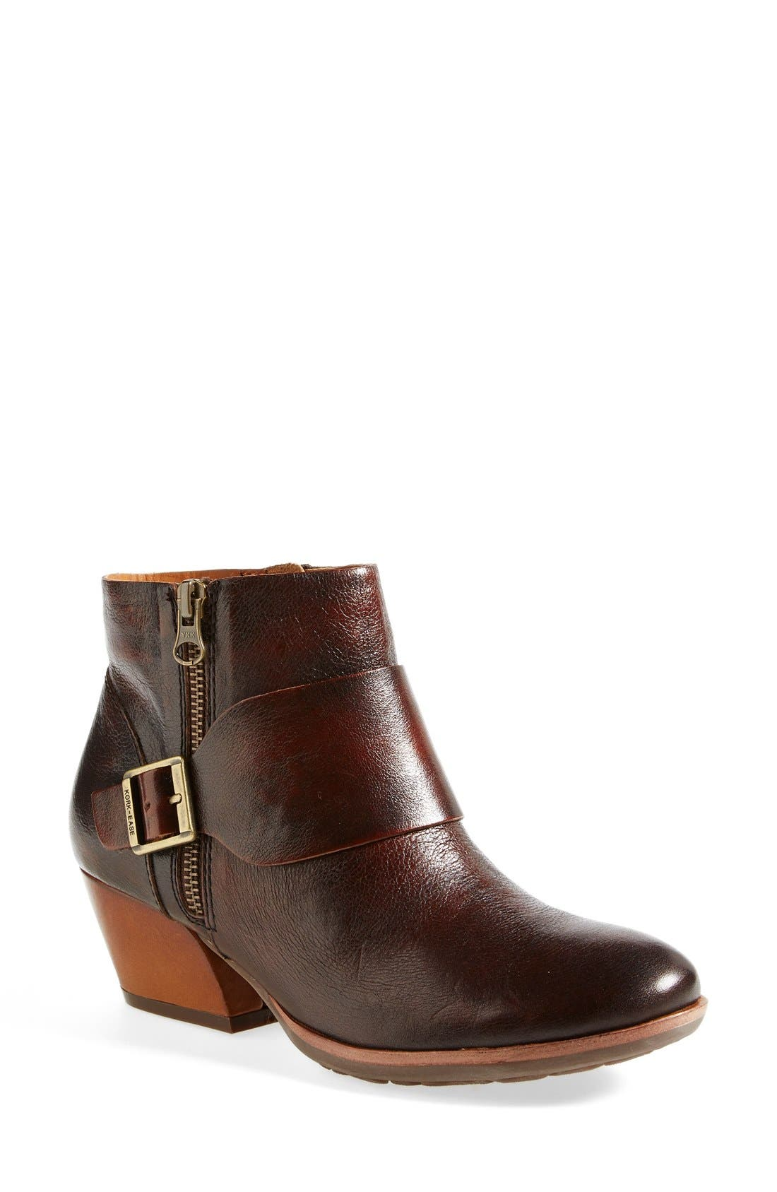 Alternate Image 1 Selected - Kork-Ease™ 'Isa' Side Zip Boot (Women) (Online Only)
