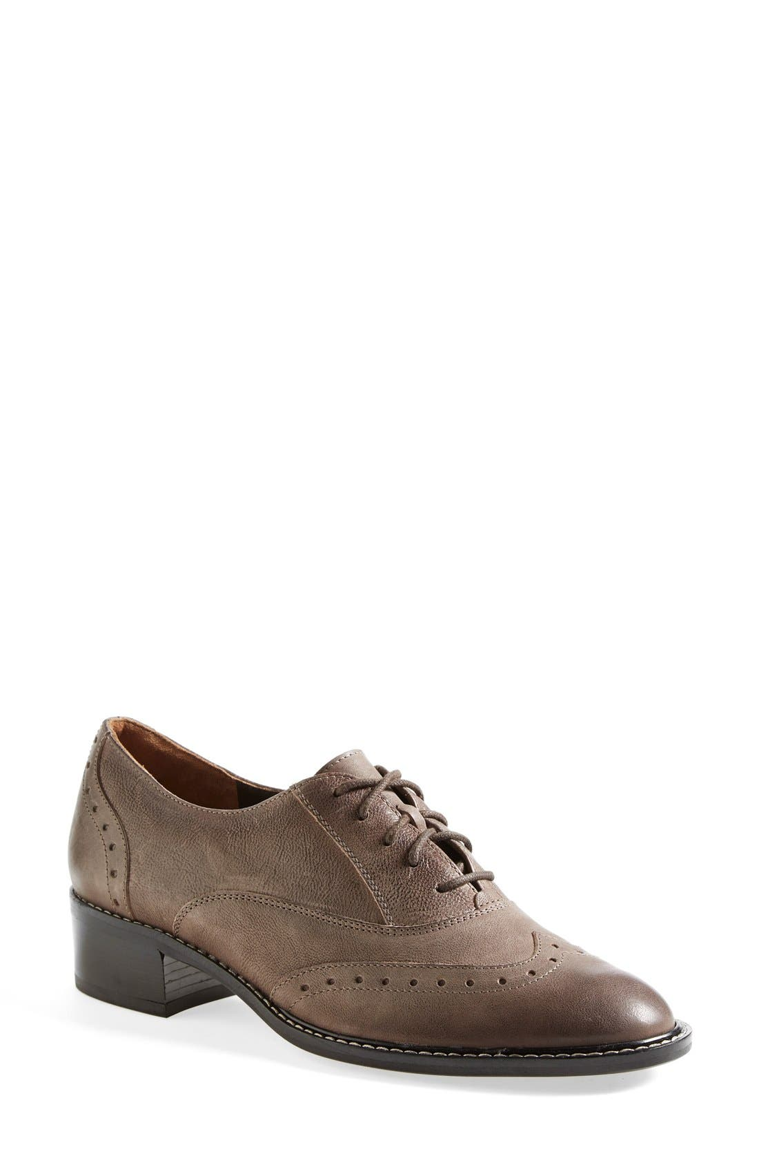 Main Image - Paul Green 'Addly' Wingtip Lace-Up (Women)