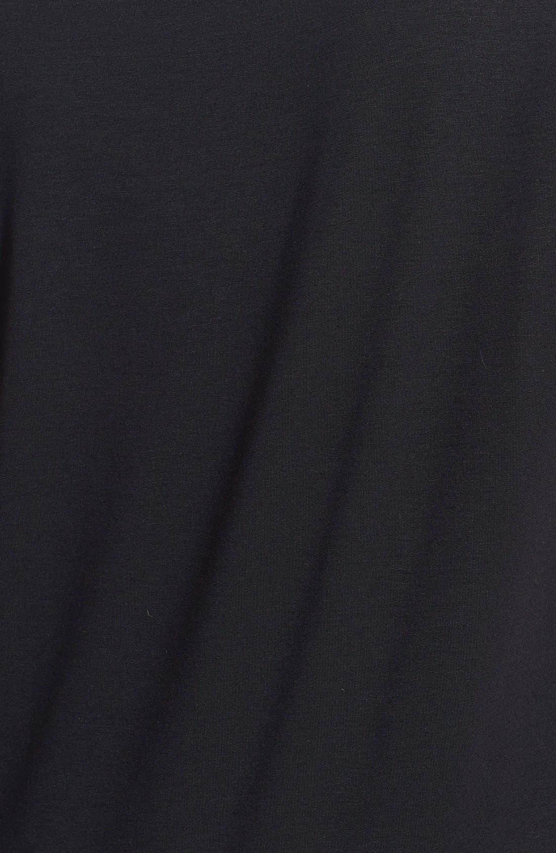 Alternate Image 3  - Eileen Fisher Bateau Neck Shell (Plus Size)