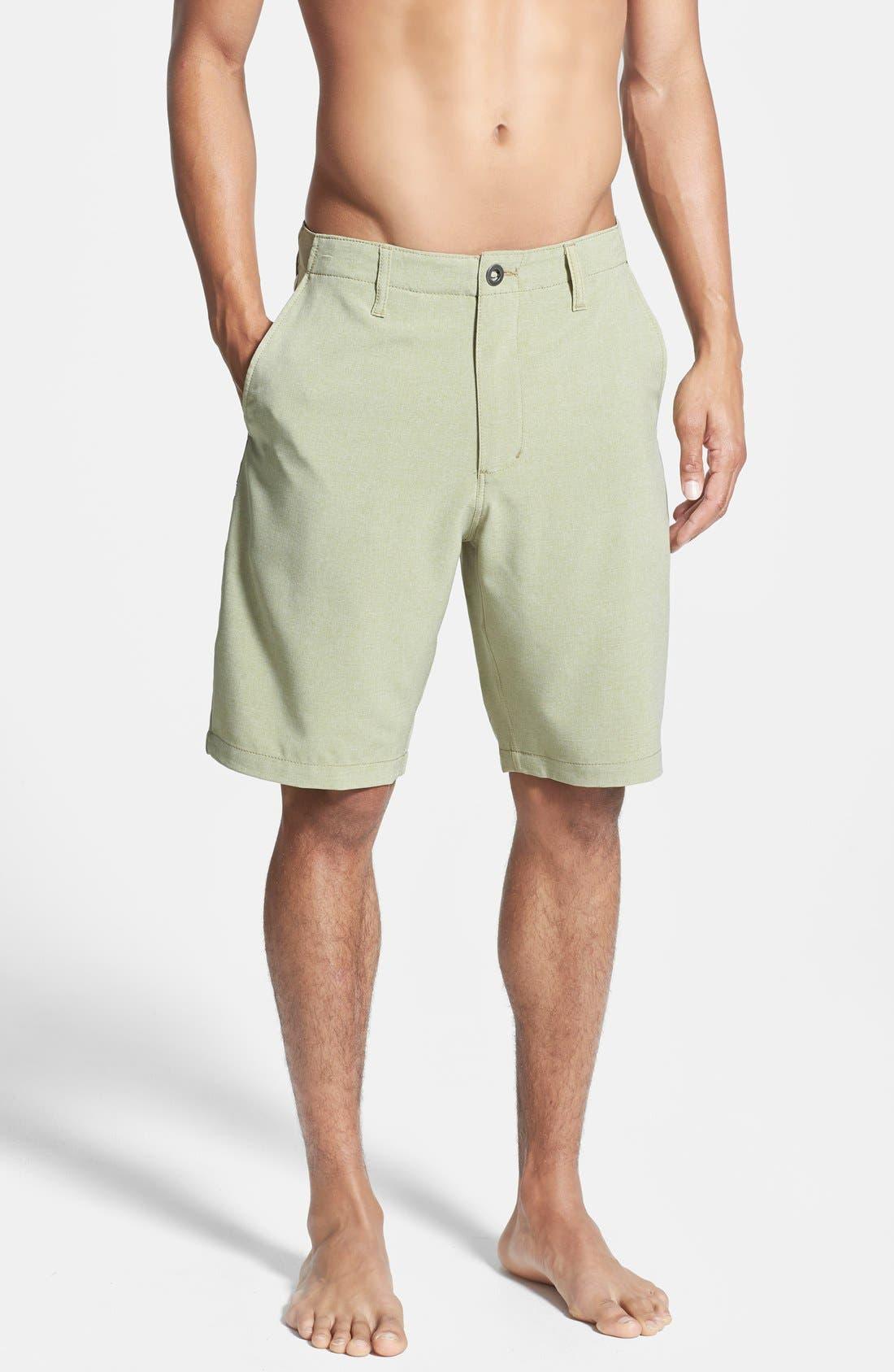 Alternate Image 1 Selected - Volcom 'Static' Hybrid Shorts